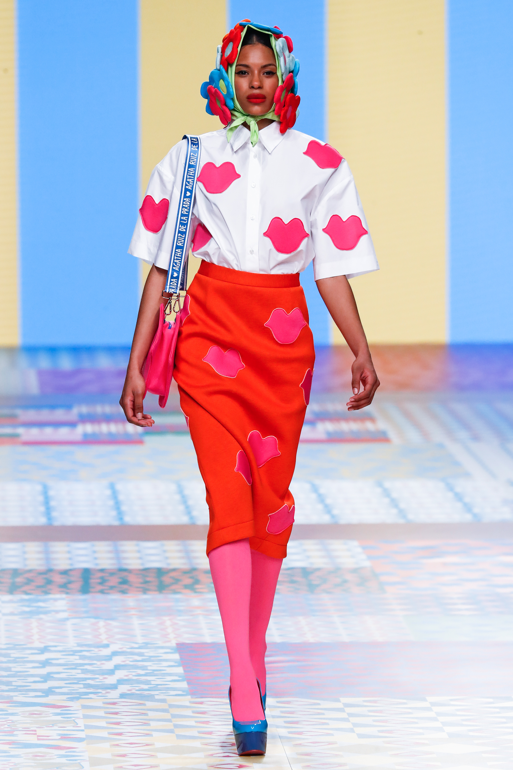 Agatha Ruiz De La Prada Fall 2021 Fashion Show