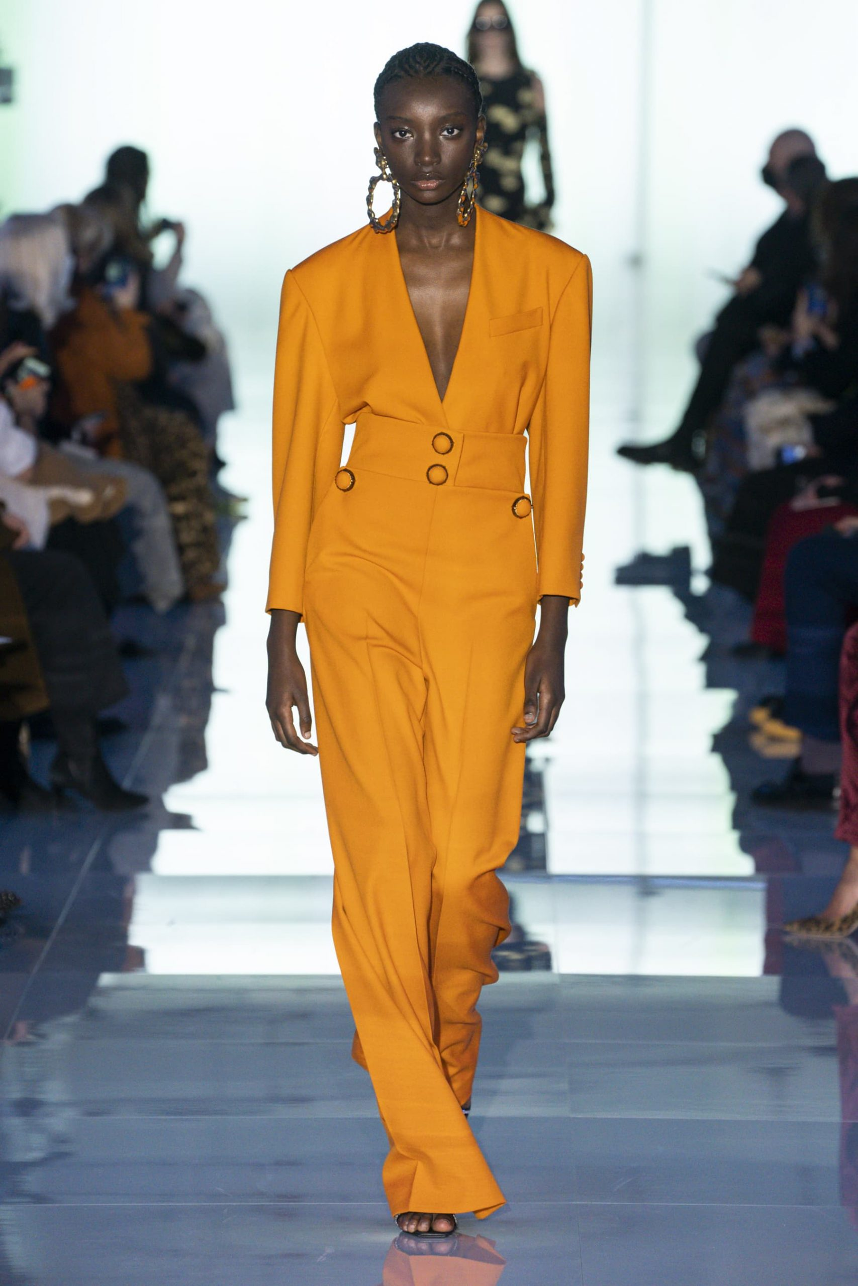 Bright Noteworthy Colors Fall 2021 Fashion Trend