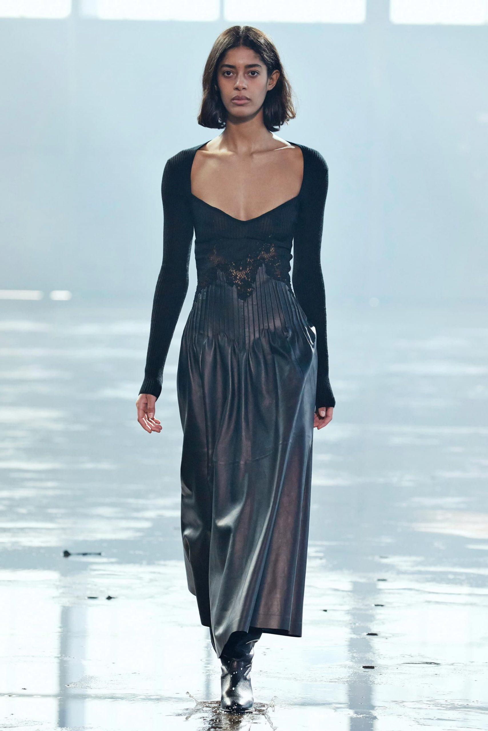 Top 20 Breakout Fashion Show Models of Fall 2021 Photos
