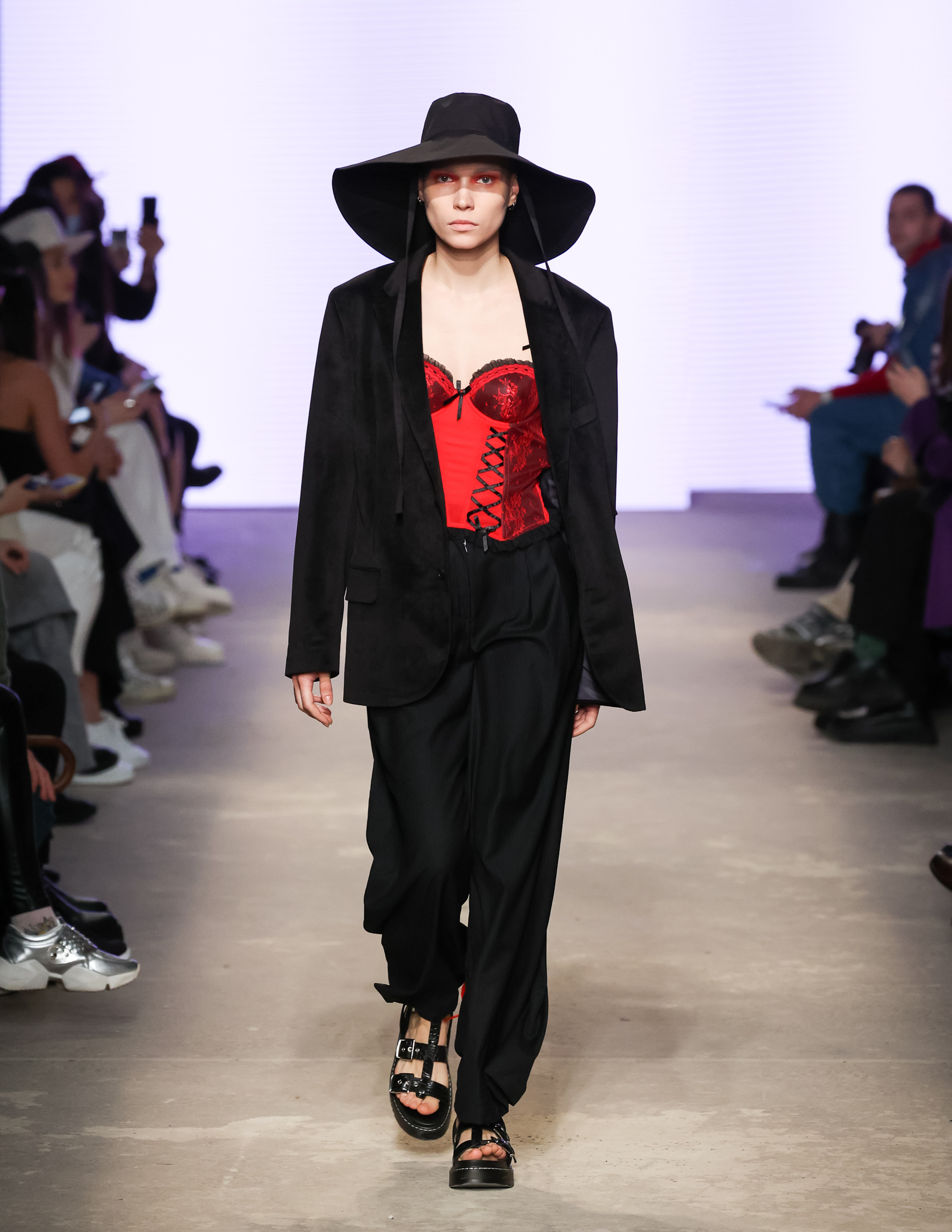 Not New Collection By Laska Fall 2021 Fashion Show