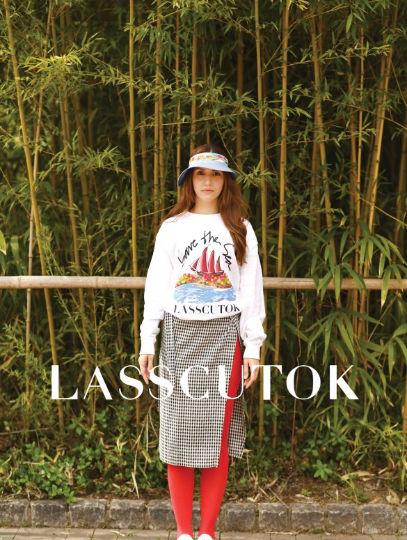 Lasscutok Fall 2021 Fashion Show