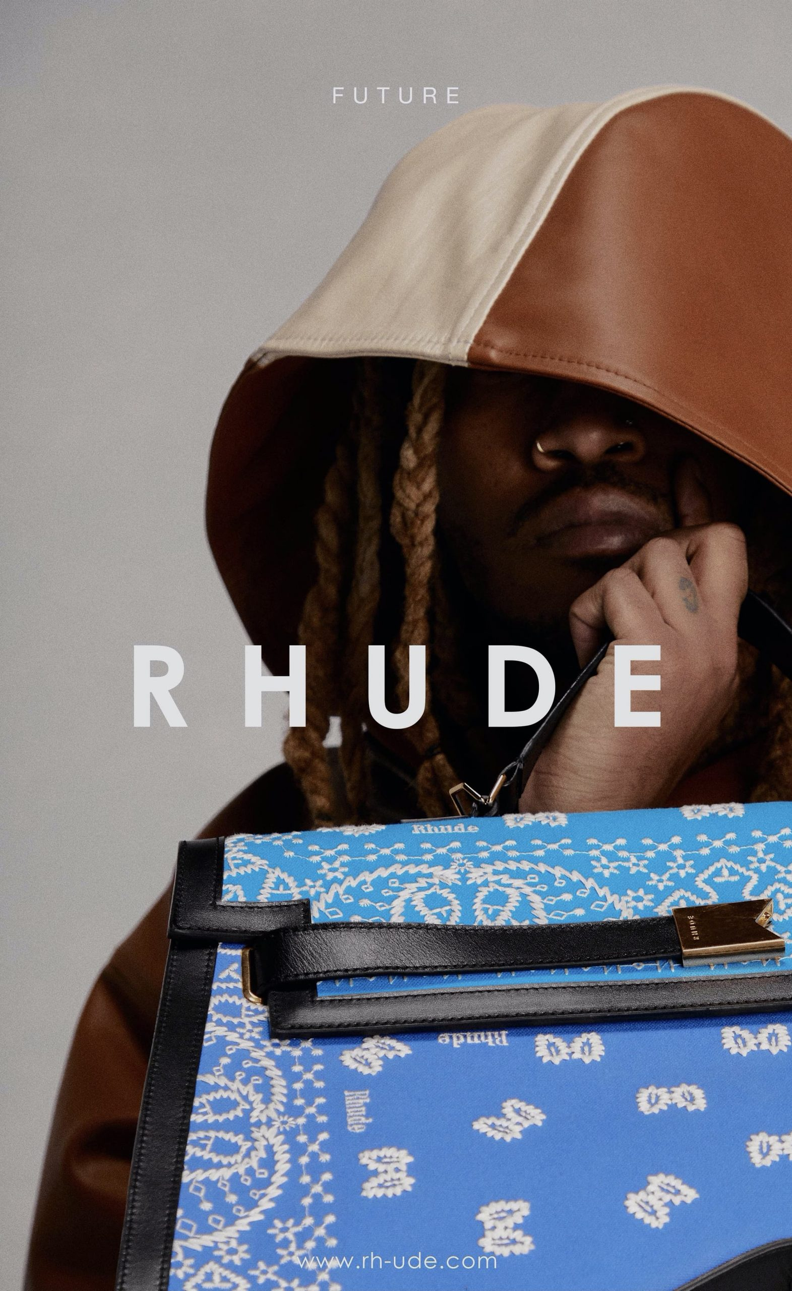 Rhude Spring 2021 Ad Campaign Photos
