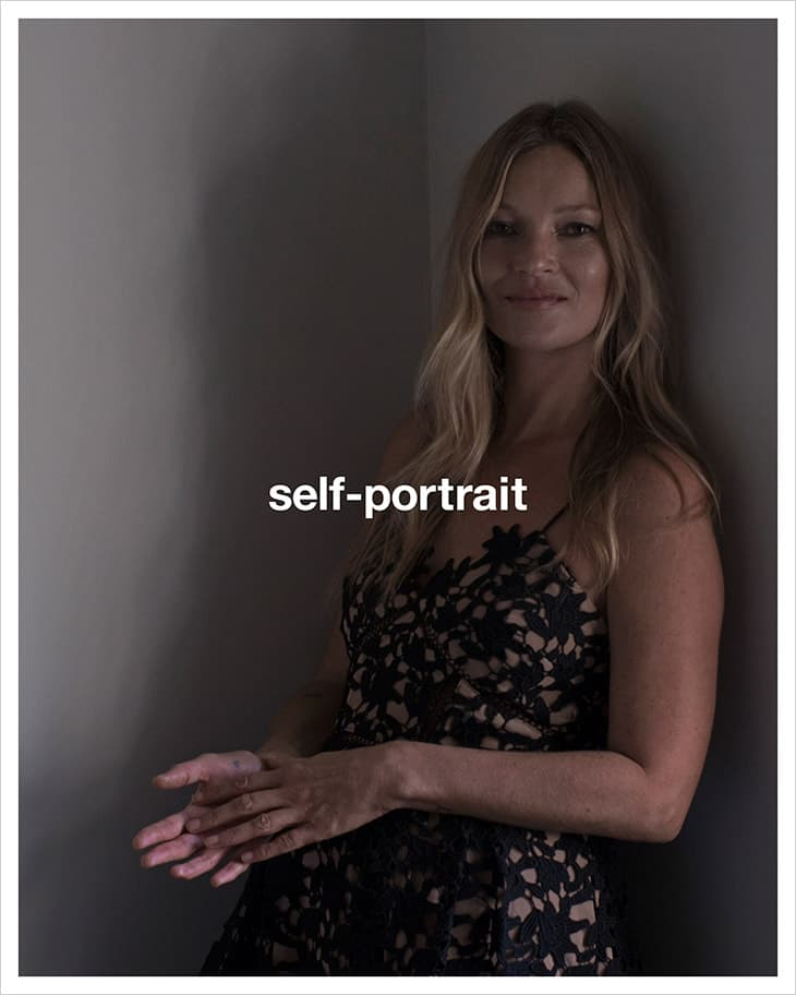 Self-Portrait Spring 2021 Ad Campaign Photos