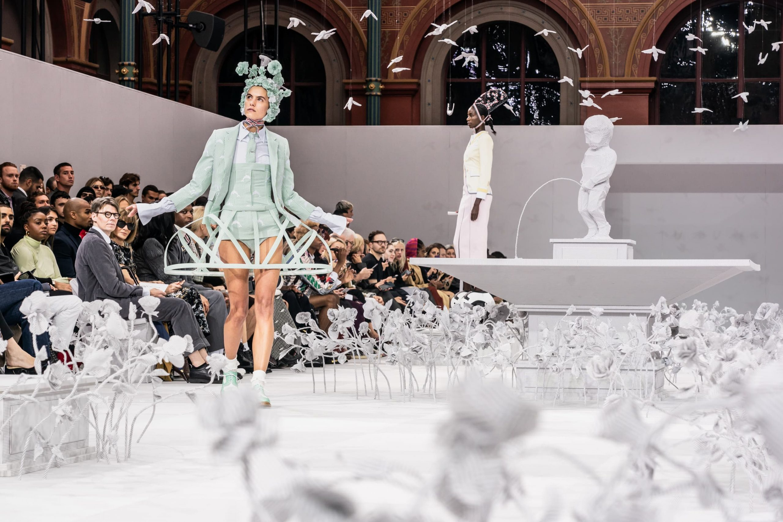 Thom Browne to Show in New York in September