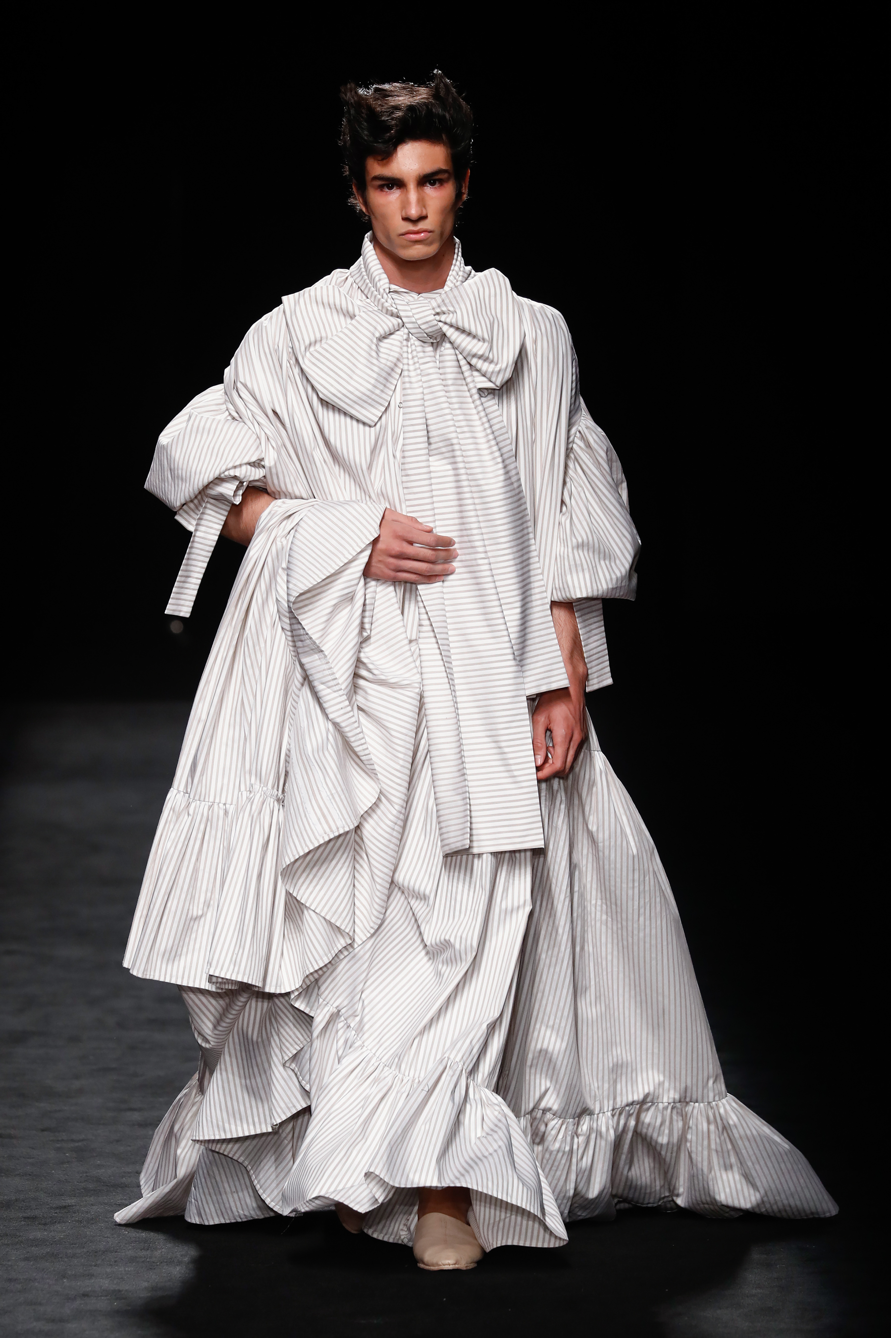 Sergio Villasante Fall 2021 Fashion Show