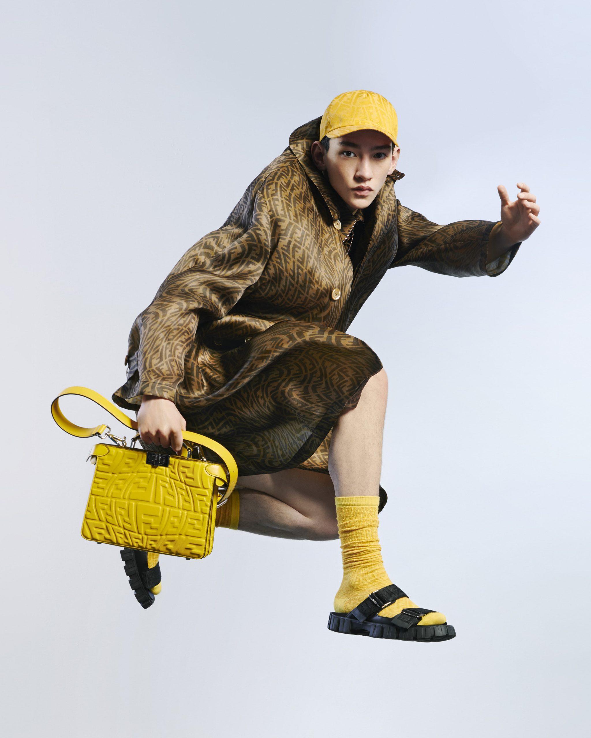Fendi Launches Sarah Coleman Capsule Collection