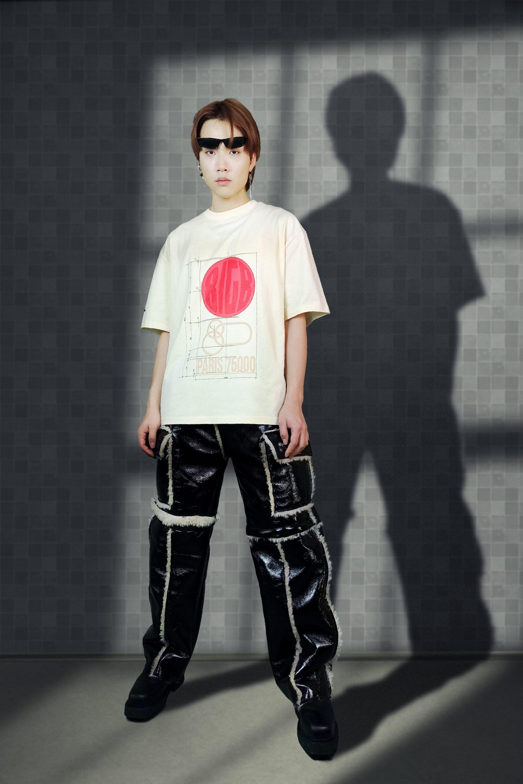 EightIGB Community Clothing Fall 2021 Men's Fashion Show Photos