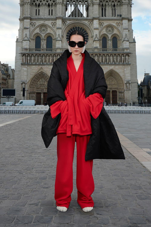 Balenciaga Pre-Fall 2021 Fashion Show Photos
