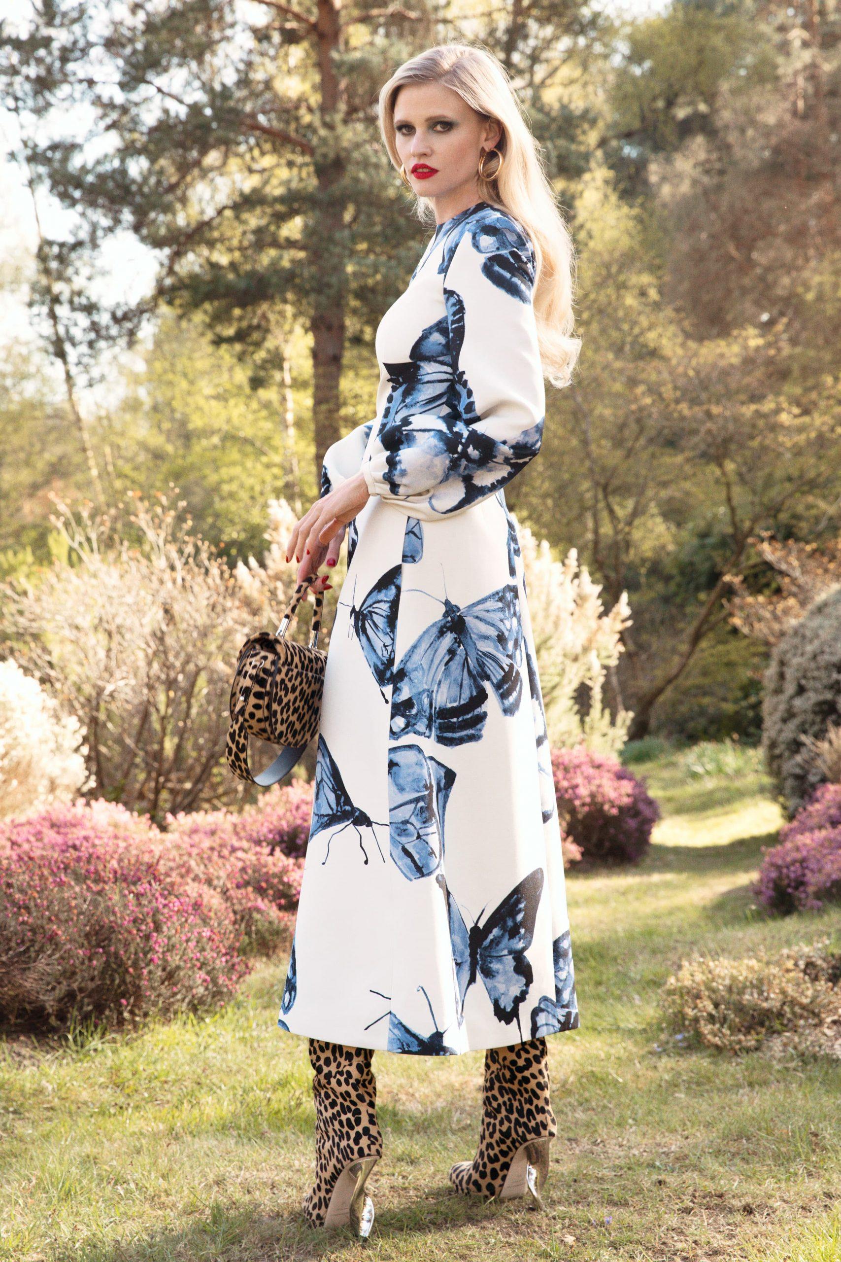 Brandon Maxwell Pre-Spring 2022 Fashion Show Photos