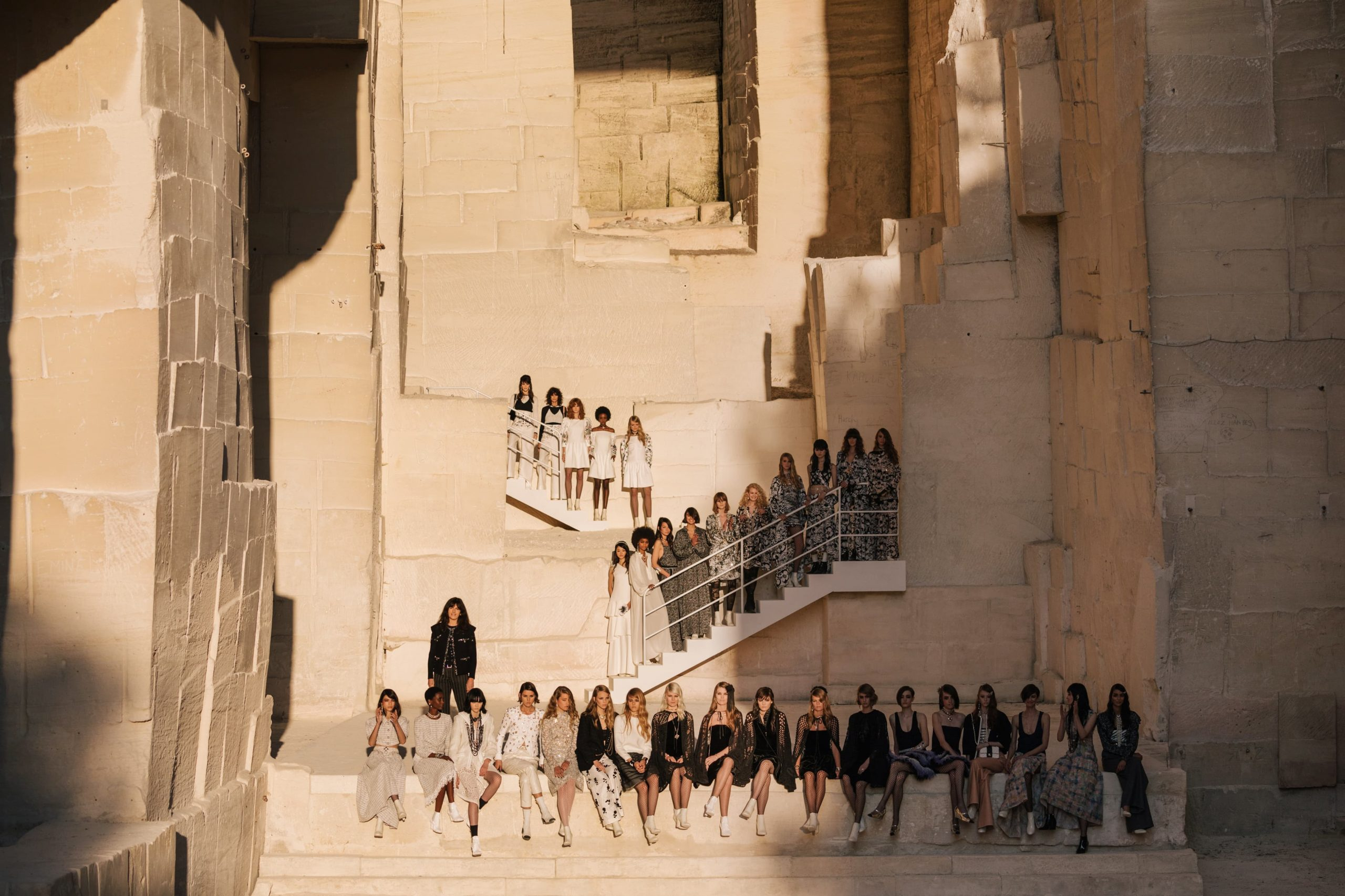 Chanel Resort 2022 Fashion Show Atmosphere Photos
