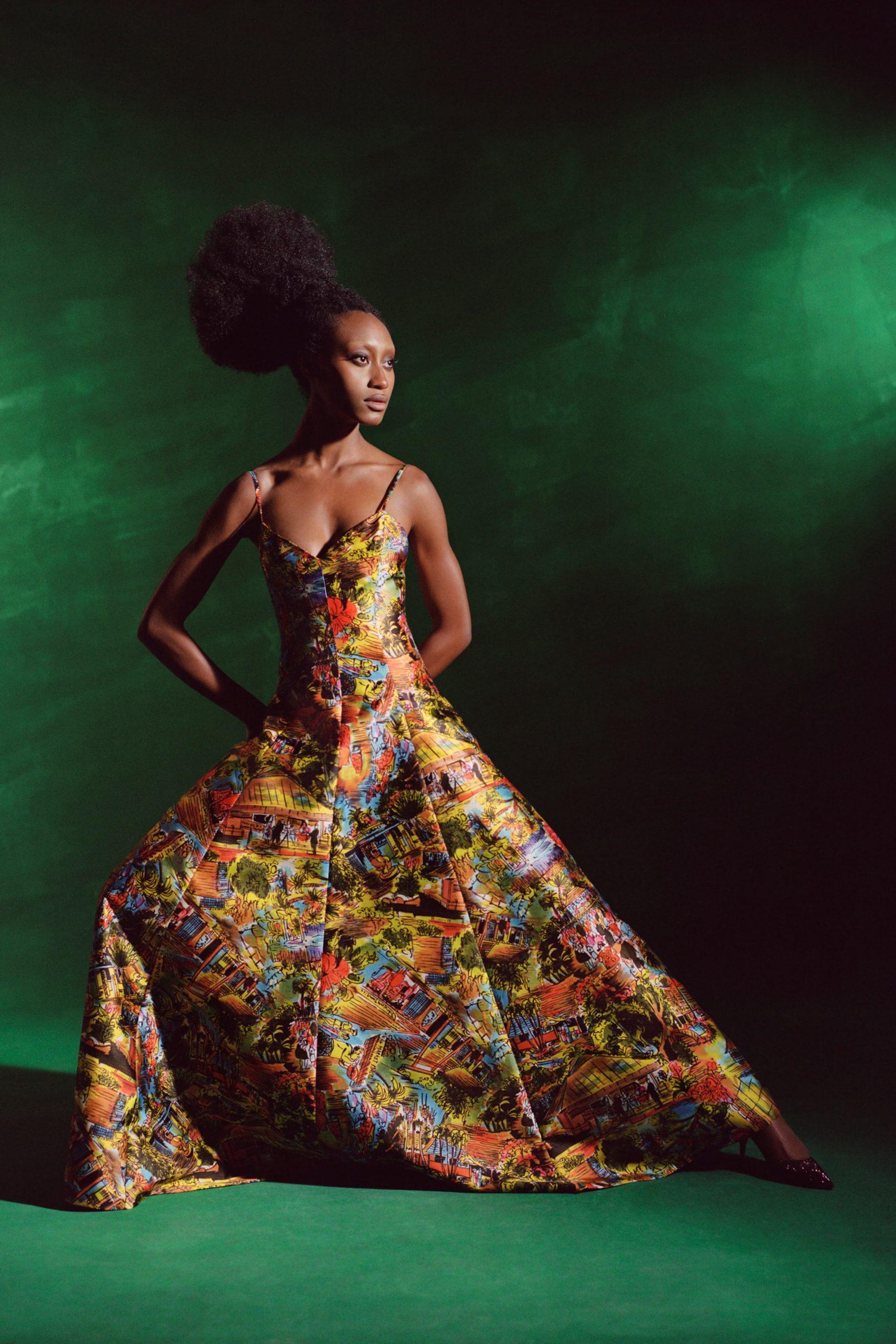 Christopher John Rogers Resort 2022 Fashion Show Photos