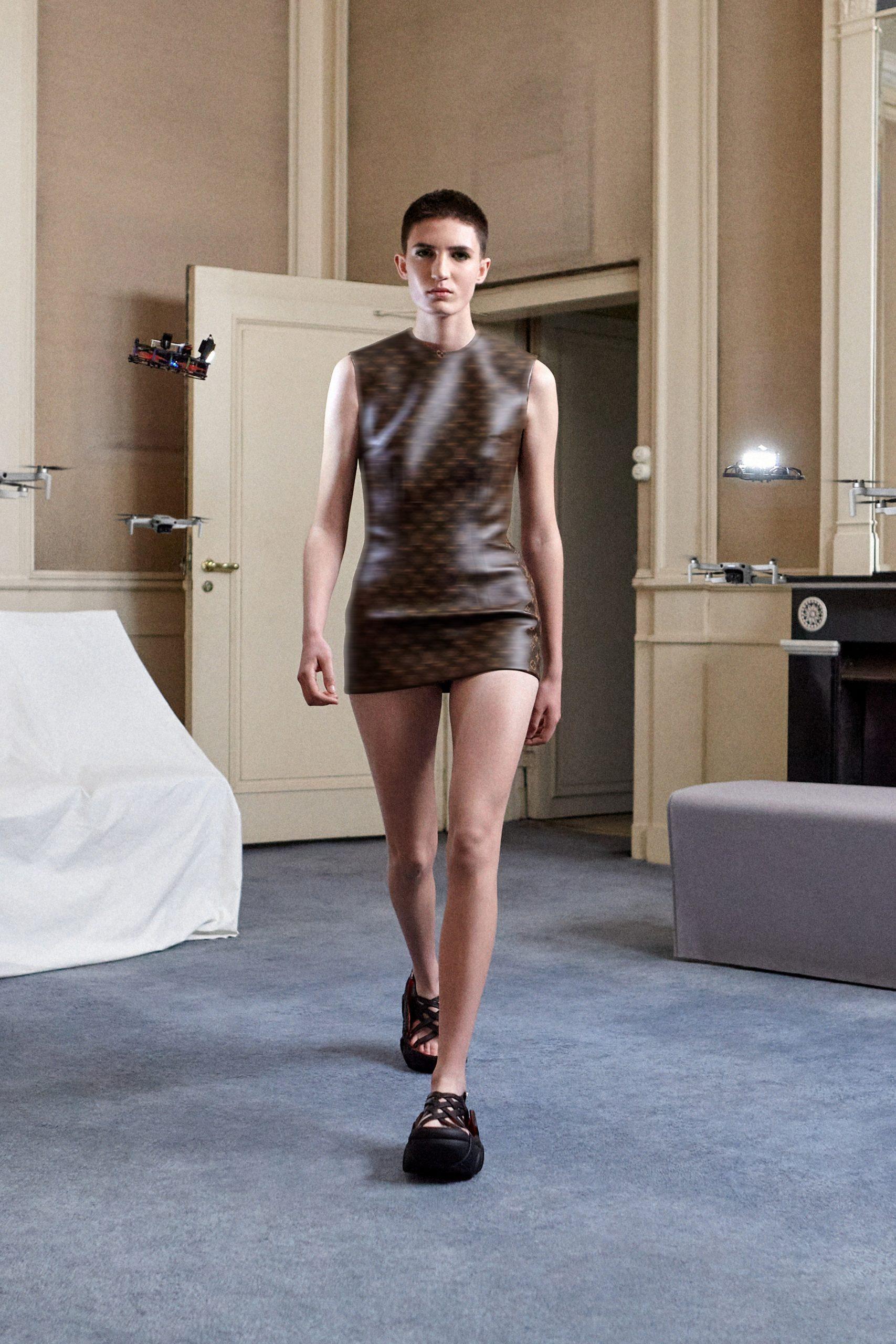 Duran Lantink Fall 2021 Fashion Show Photos
