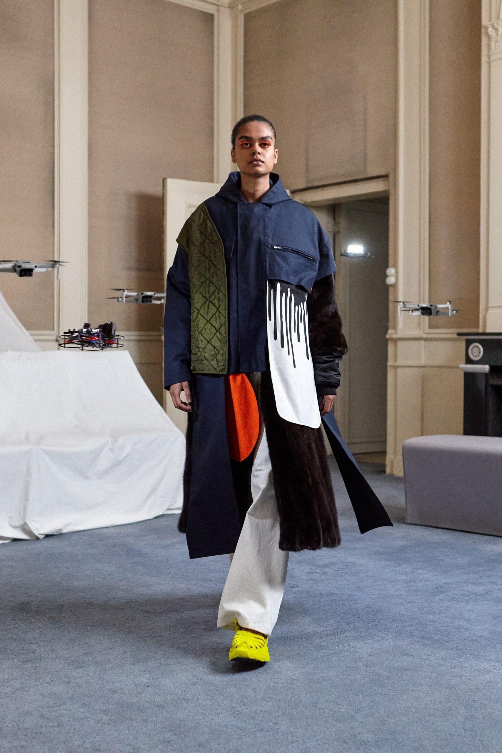 Duran Lantink Fall 2021 Fashion Show Review