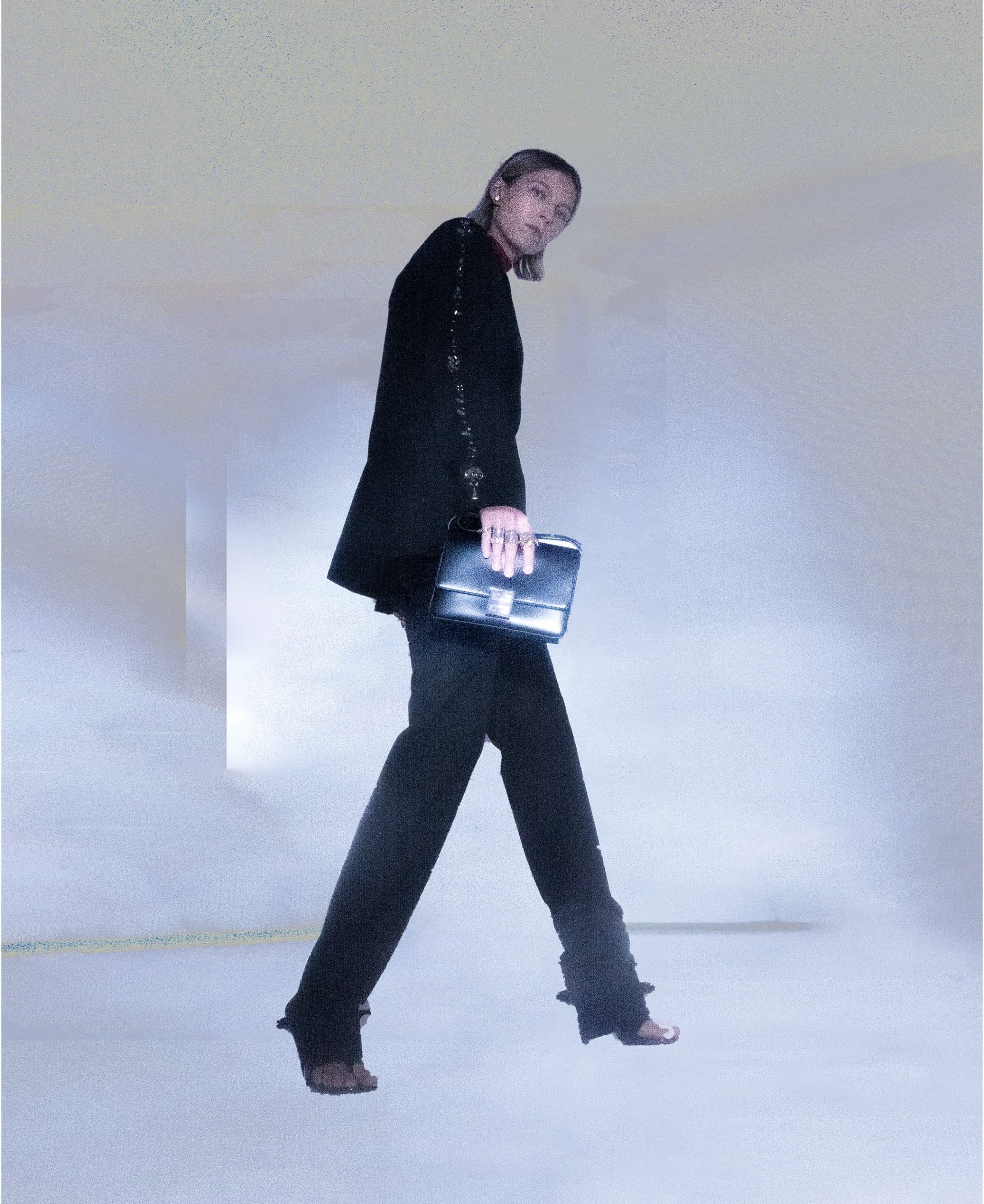 Givenchy 4G Handbag Spring 2021 Ad Campaign Photos