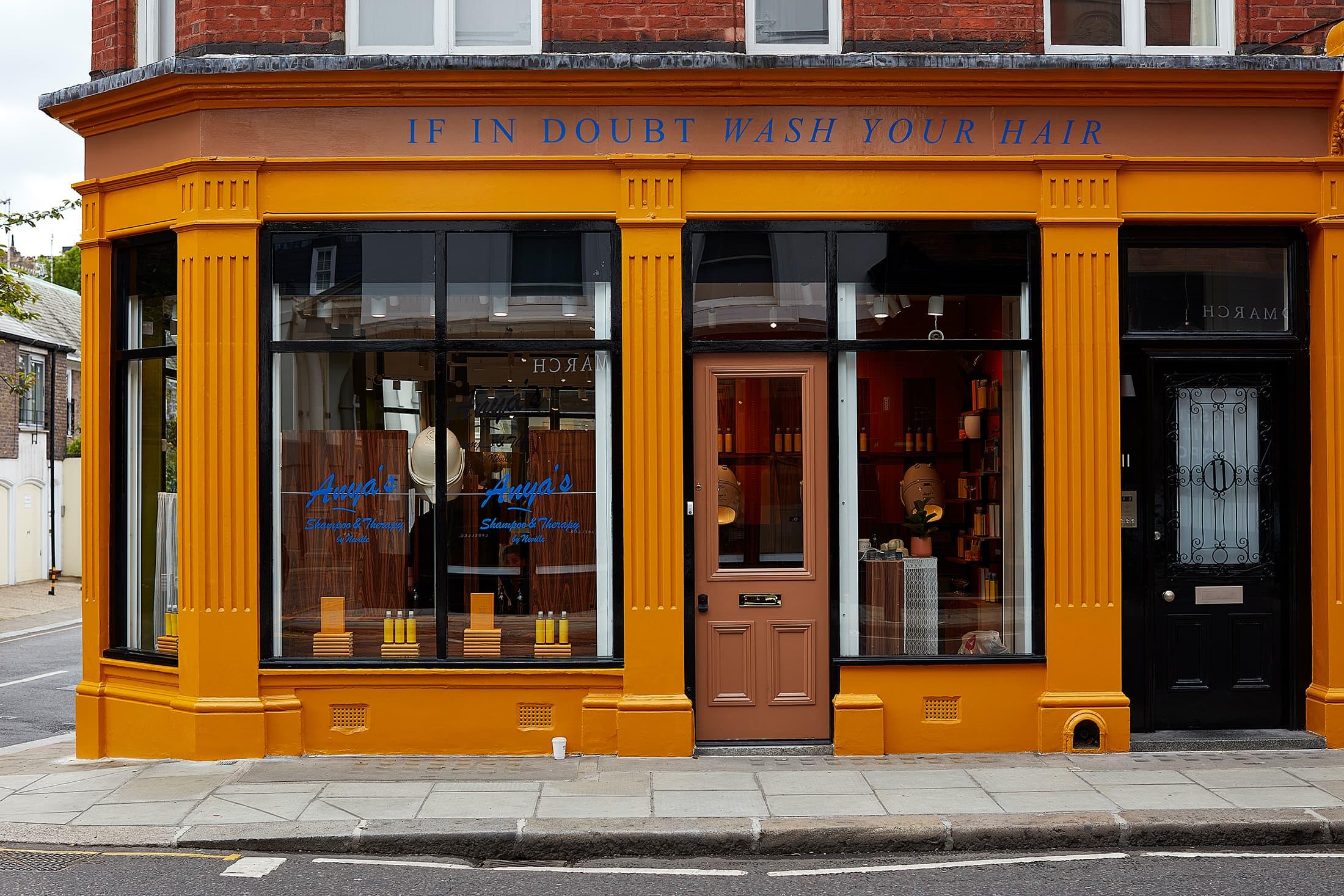 Anya Hindmarch Talks The Village Stores