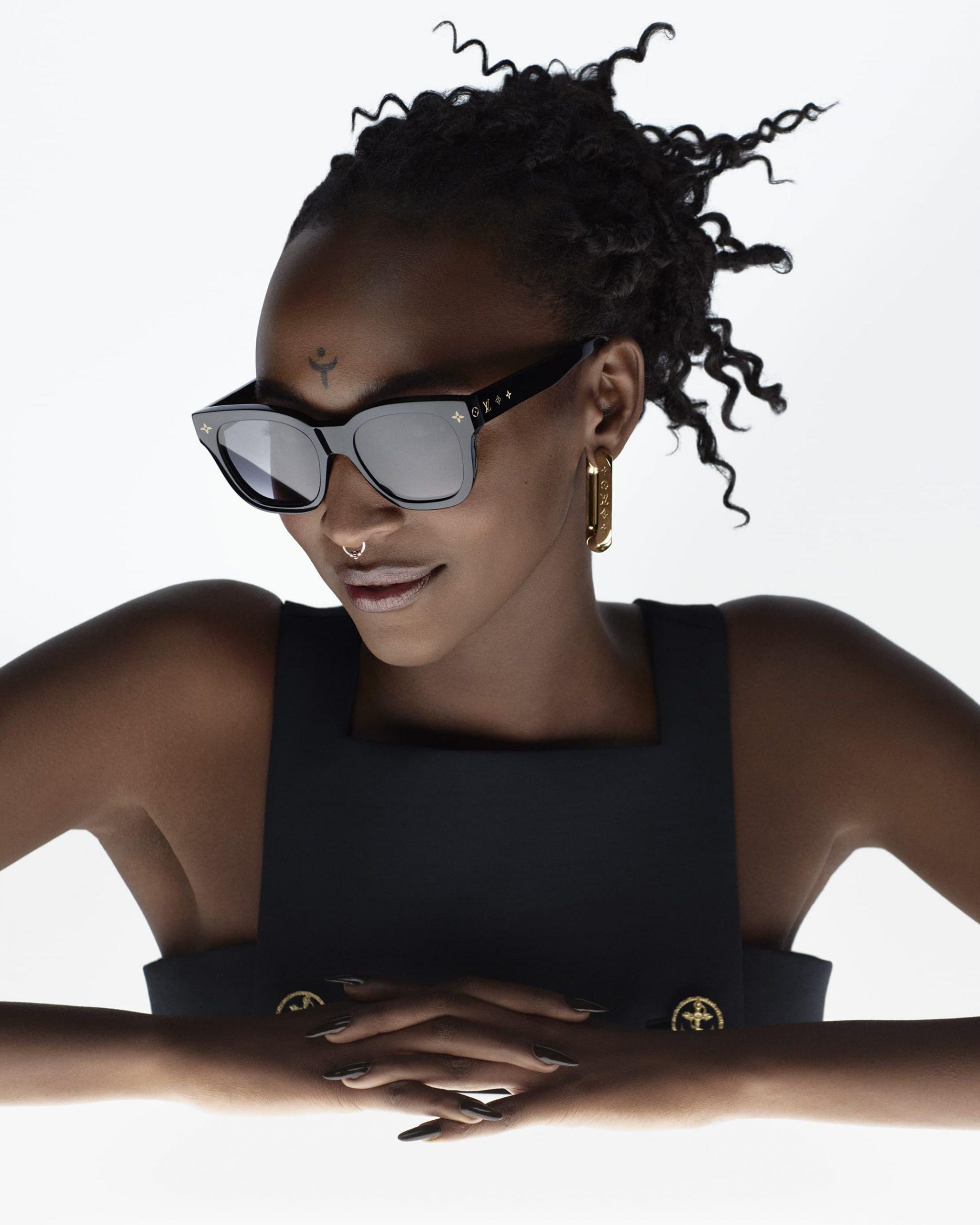 Louis Vuitton Sunglasses Summer 2021 Ad Campaign Photos