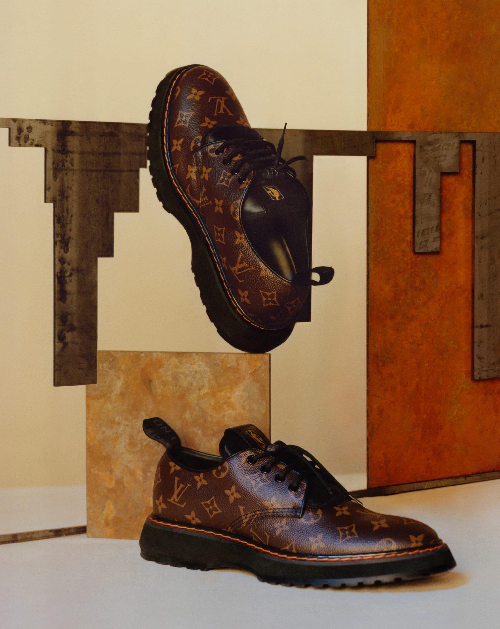 Louis Vuitton Drops 2nd NBA Capsule Collection