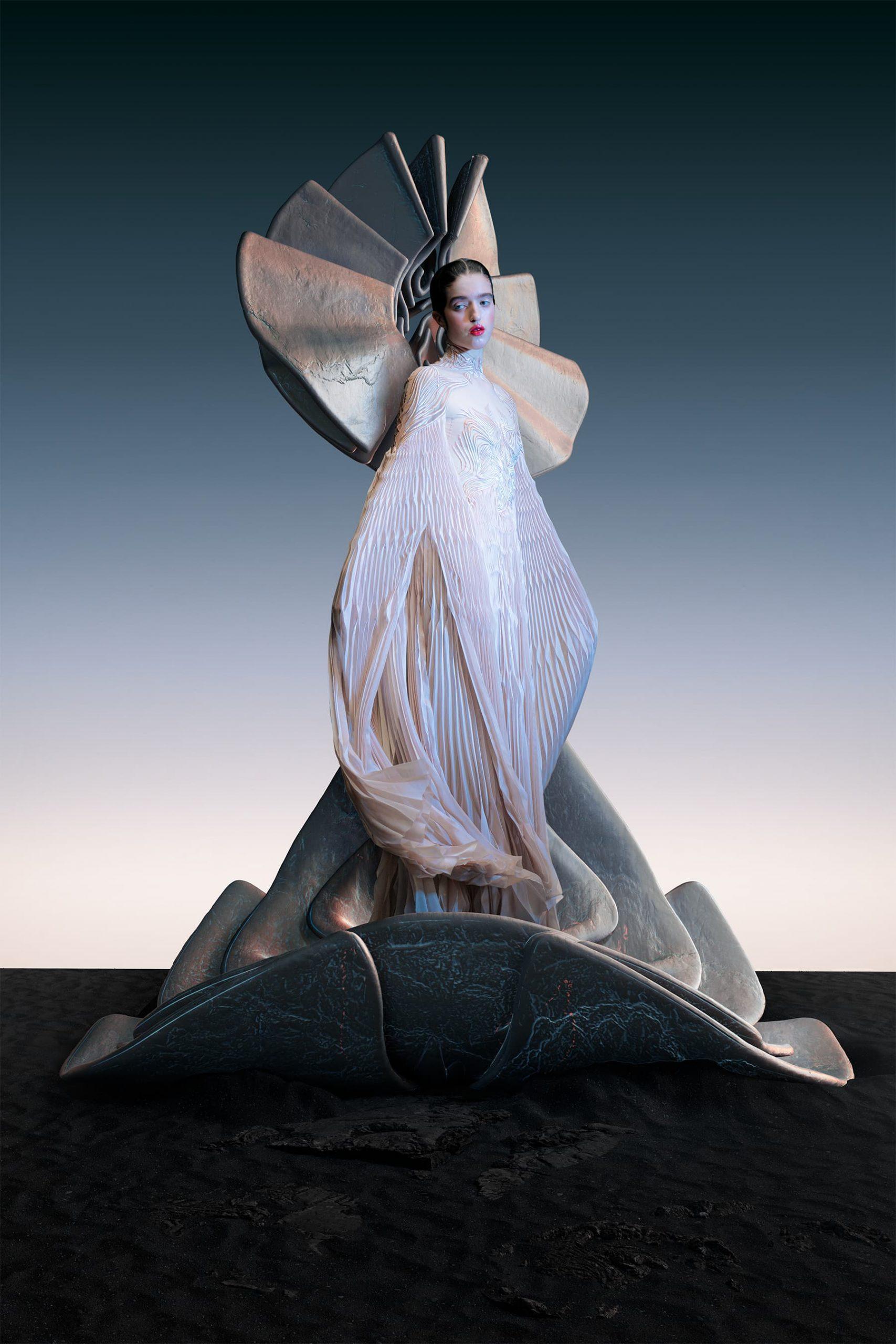 Rebirth Spring 2021 Fashion Advertising Trend