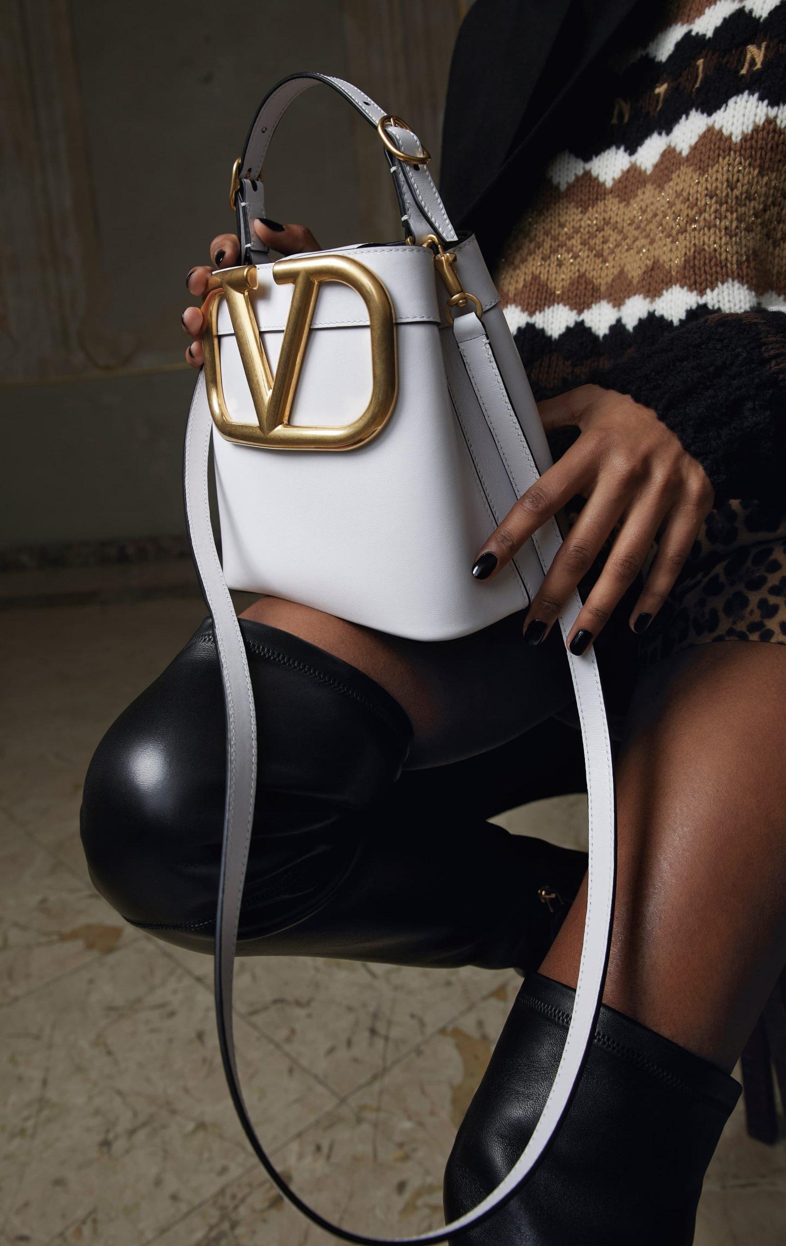 Valentino Pre-Fall 2021 Fashion Show Details Photos