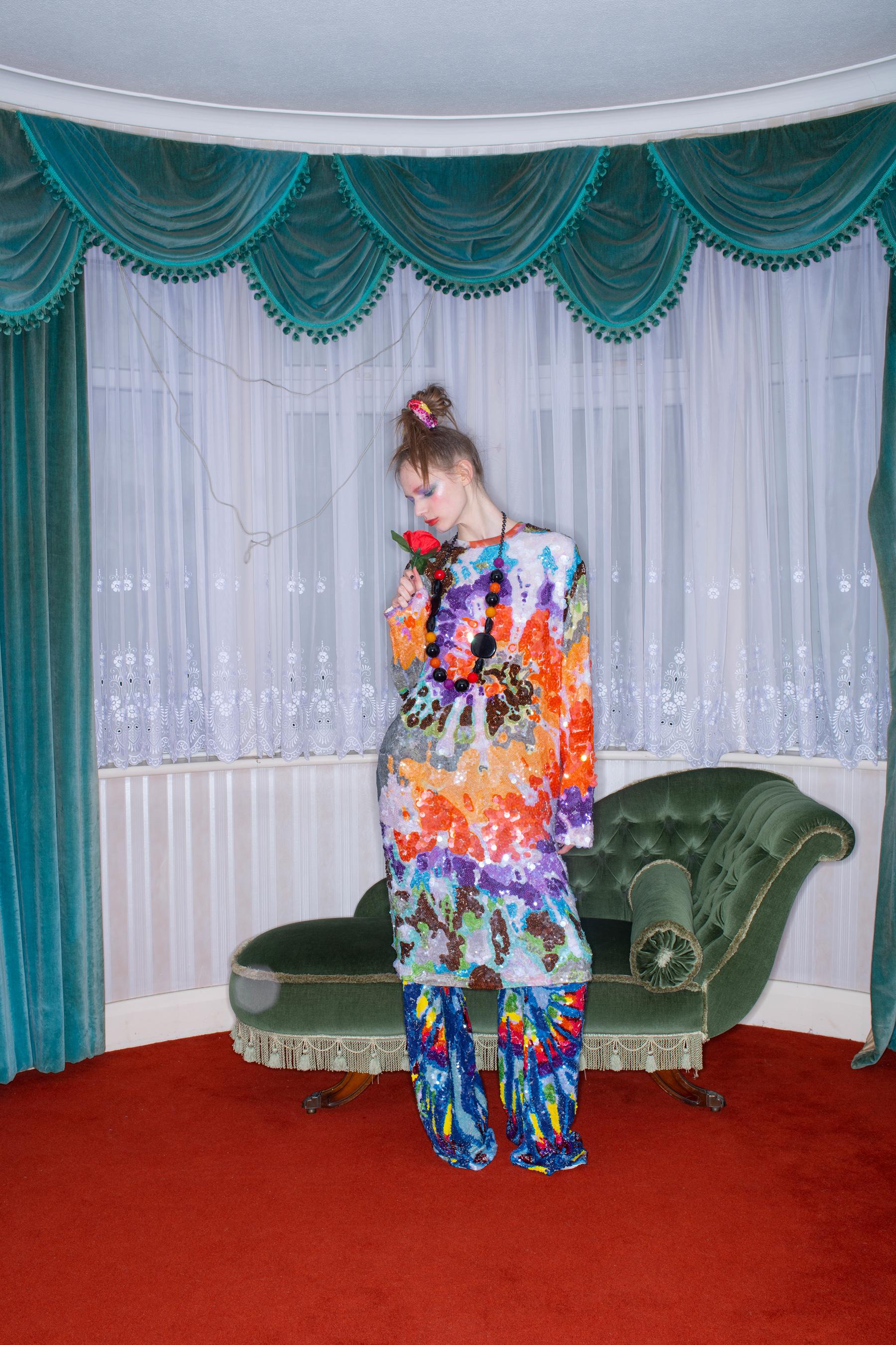 Ashish Fall 2021 Fashion Show