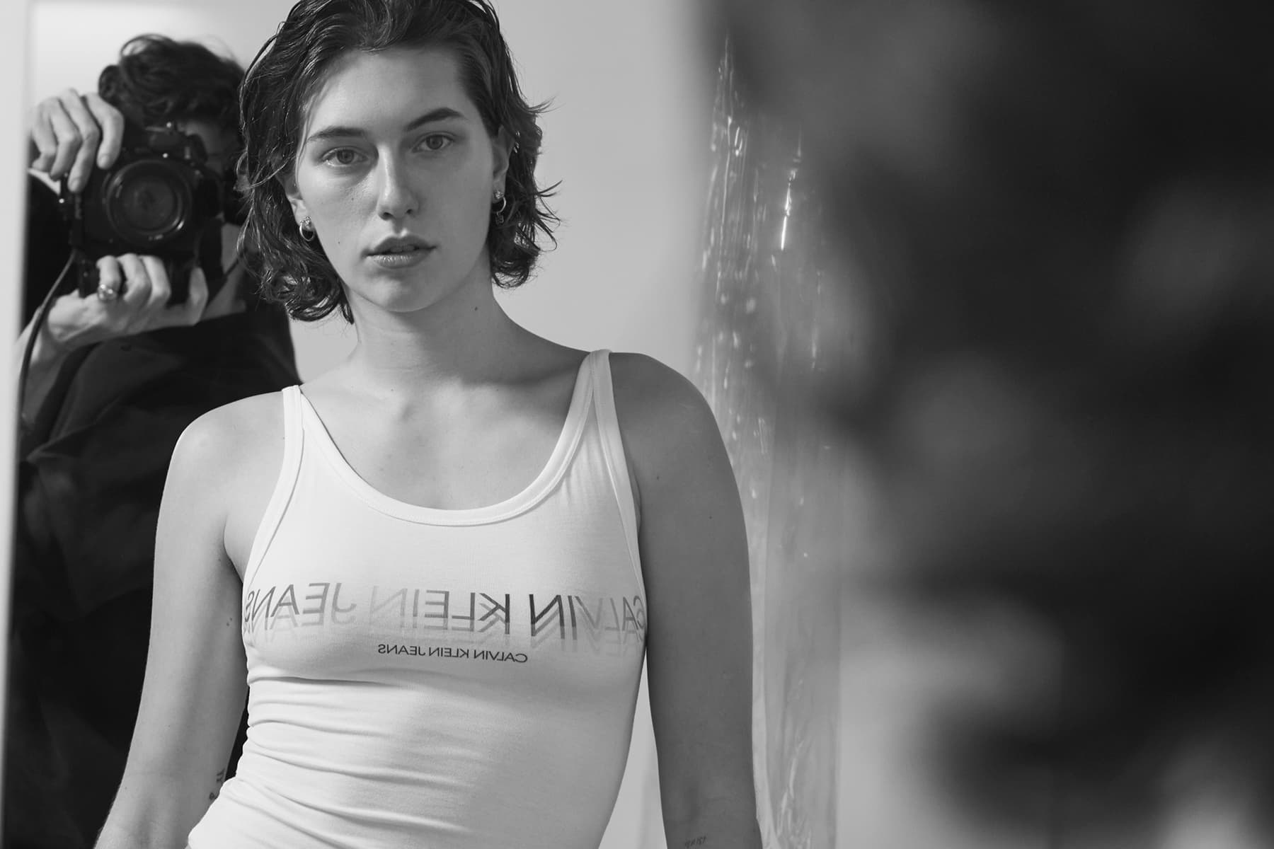 Calvin Klein #proudinmycalvins Spring 2021 Ad Campaign