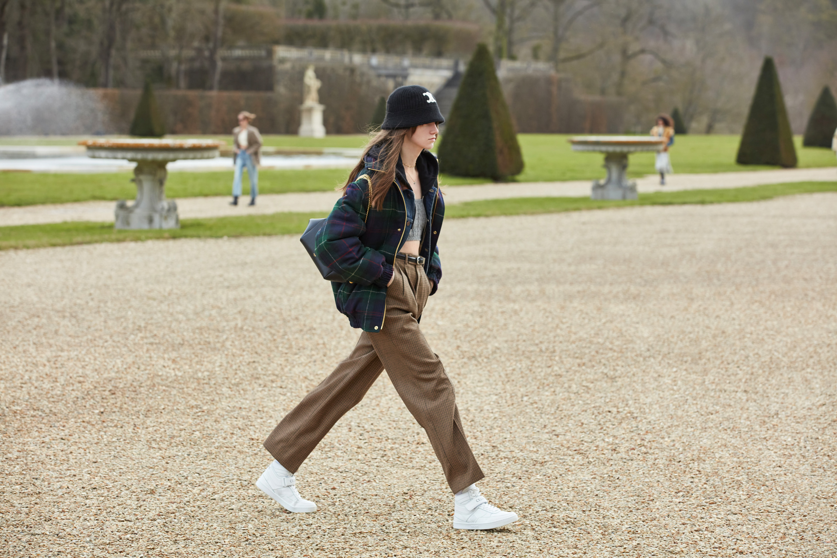 Celine Fall 2021 Fashion Show