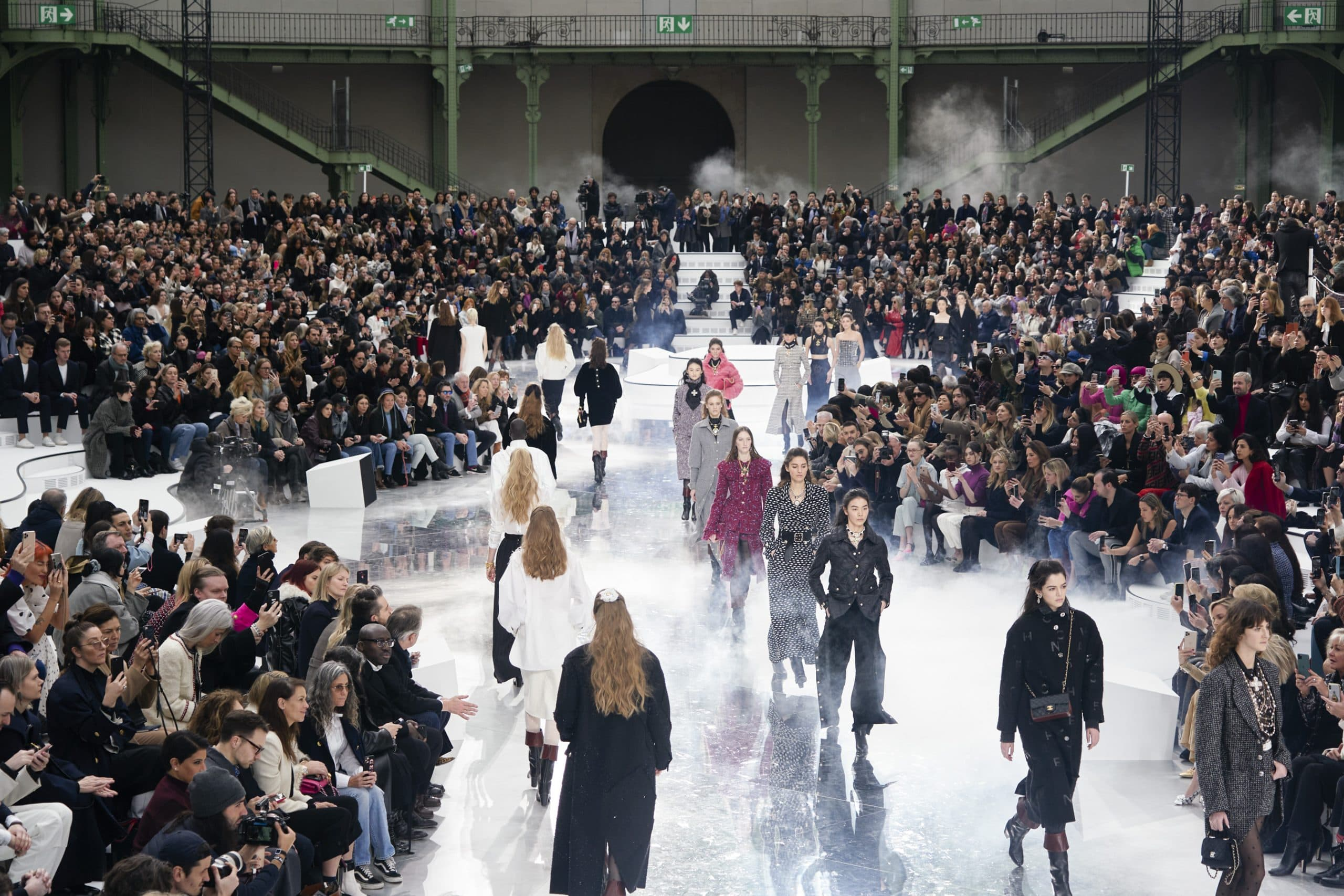 In-Person Fashion Shows Are Coming Back Faster Than Global Immunization