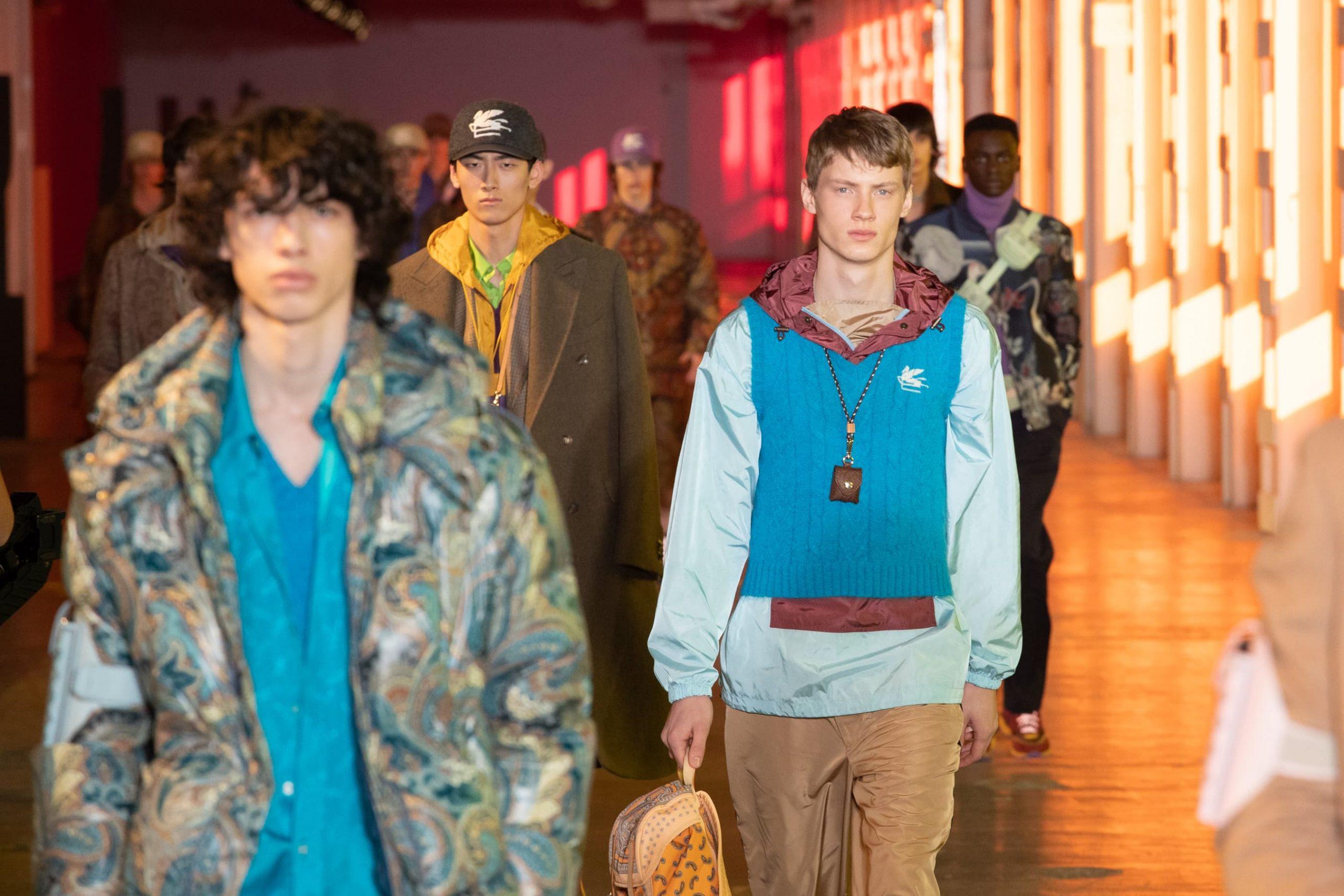 Milan Men's Fashion Week Spring 2022