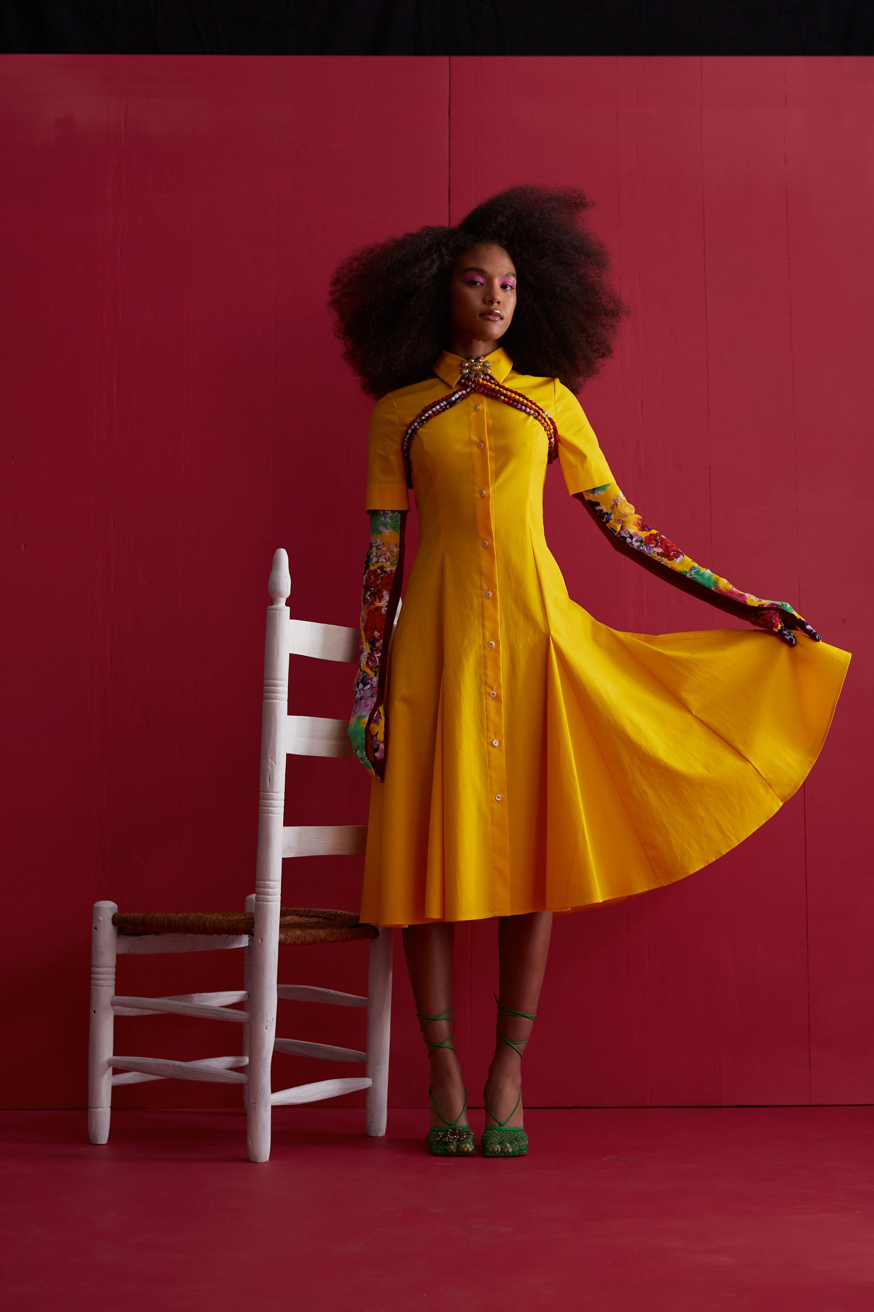 Jonathan Cohen Fall 2021 Fashion Show