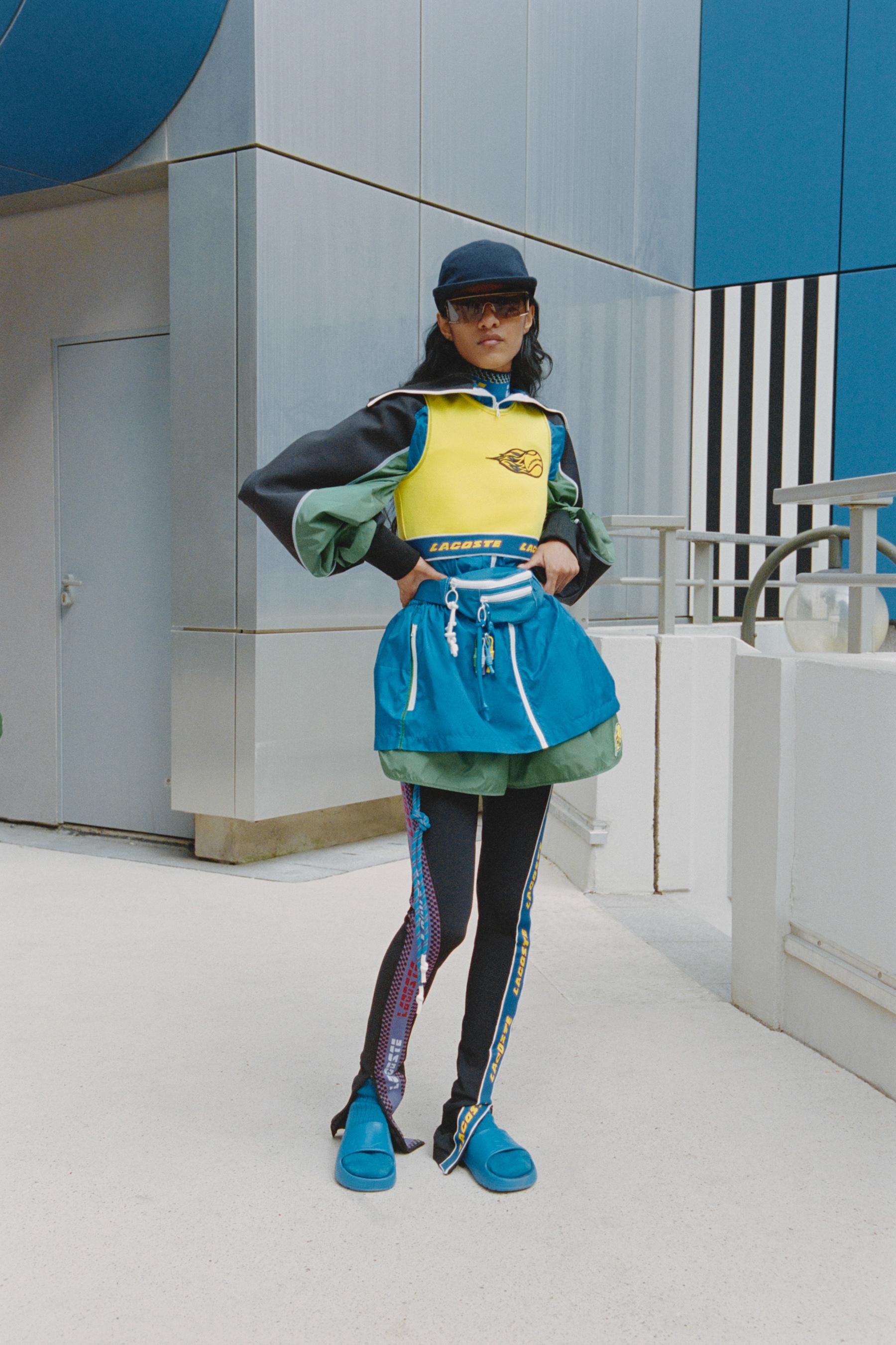 Lacoste Fall 2021 Fashion Show