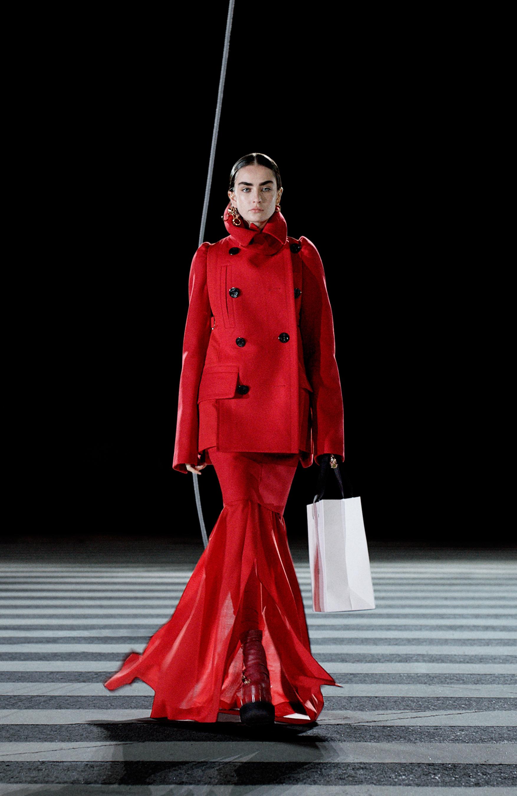 Sacai Fall 2021 Fashion Show