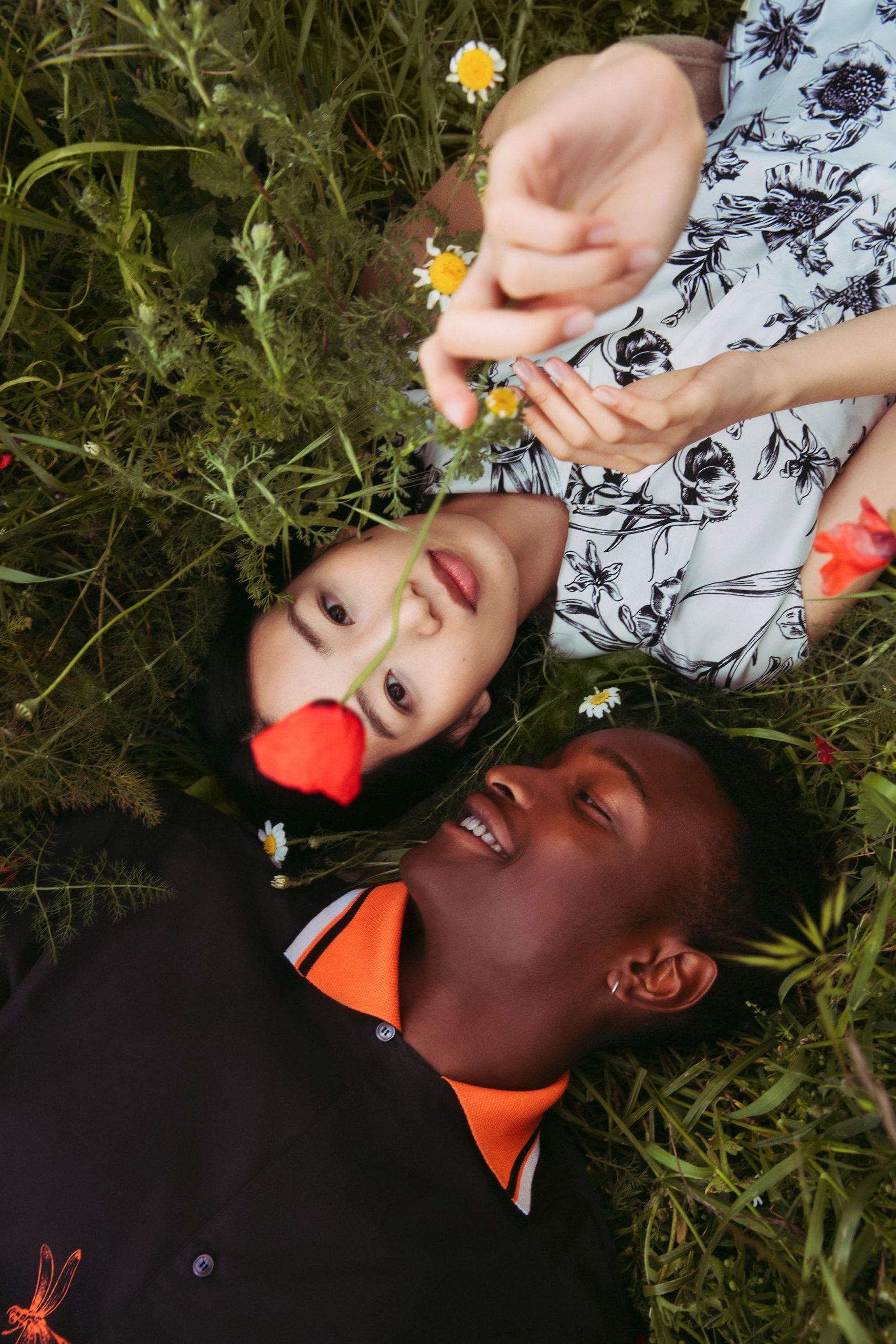 Salvatore Ferragamo 'Tuscan Wildflowers' Pre-Fall 2021 Ad Campaign Photos