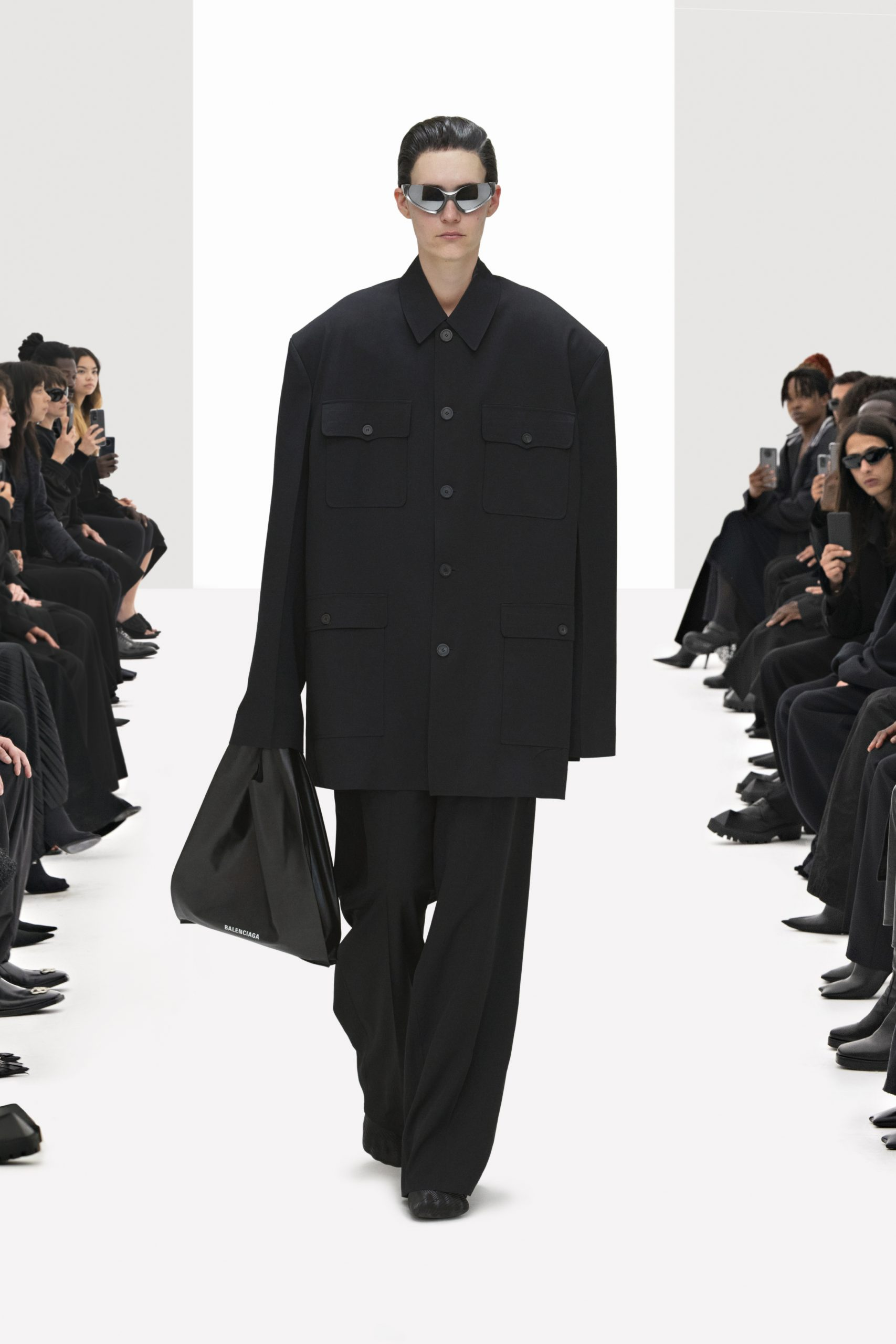 Balenciaga Spring 2022 Fashion Show Photos