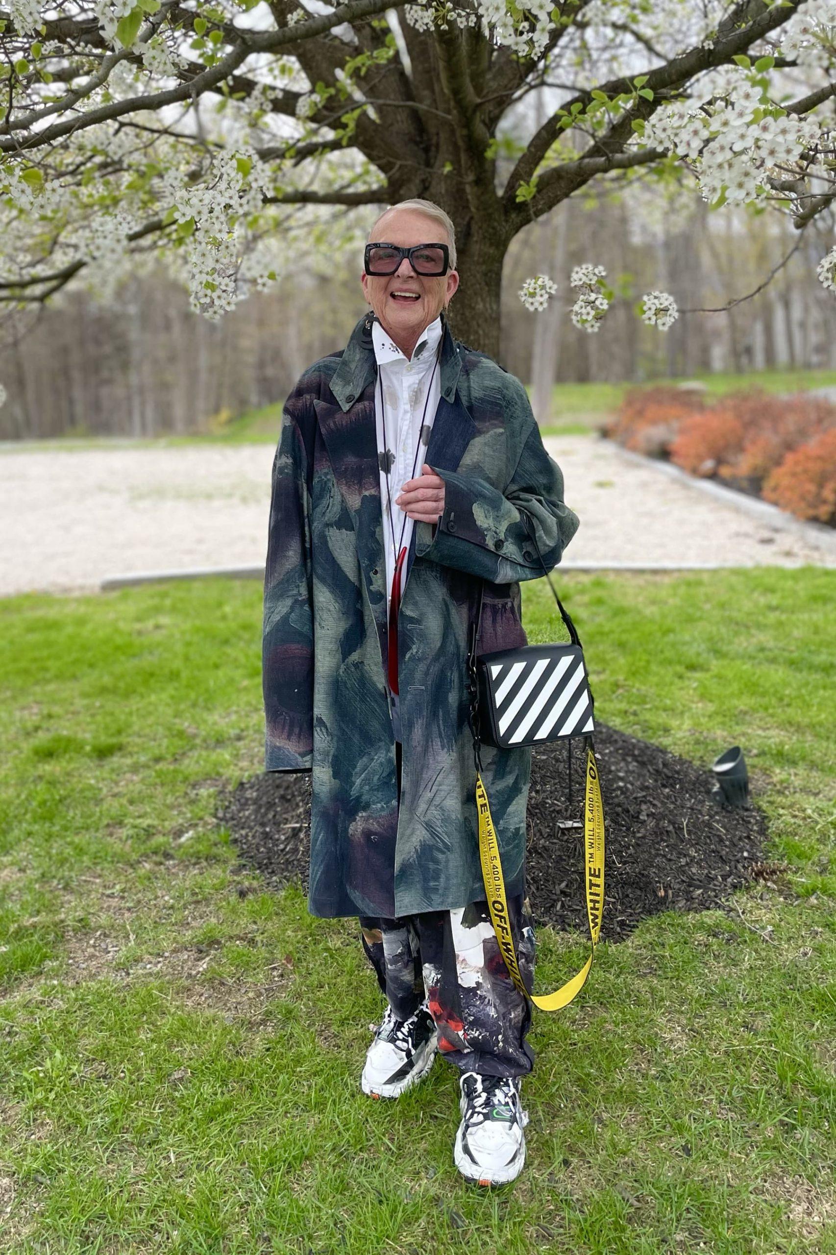 Corinne Warner Style Icon
