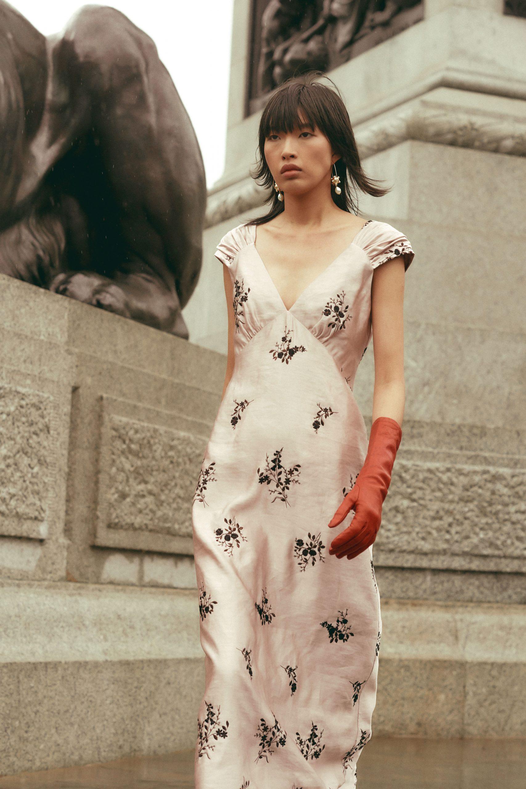 Erdem Resort 2022 Fashion Show Photos