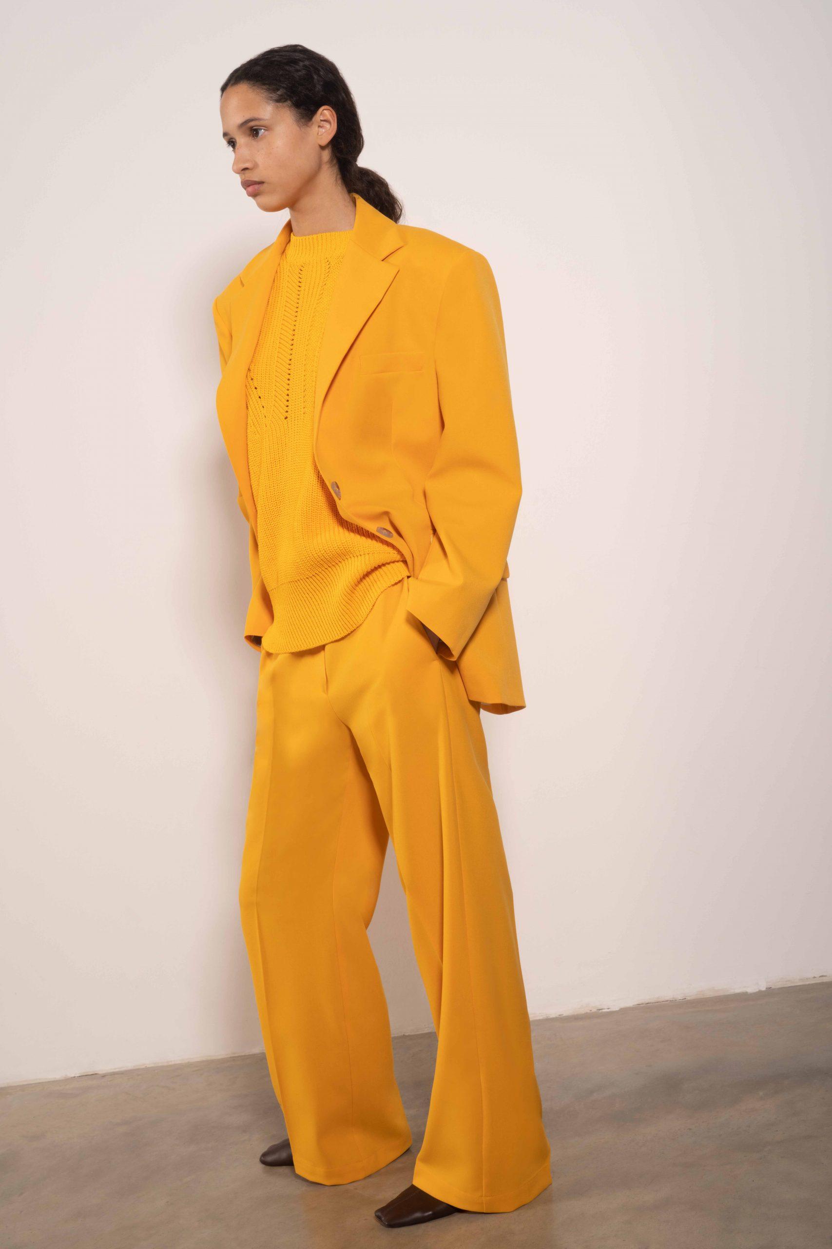 Erika Cavallini Spring 2022 Fashion Show Photos