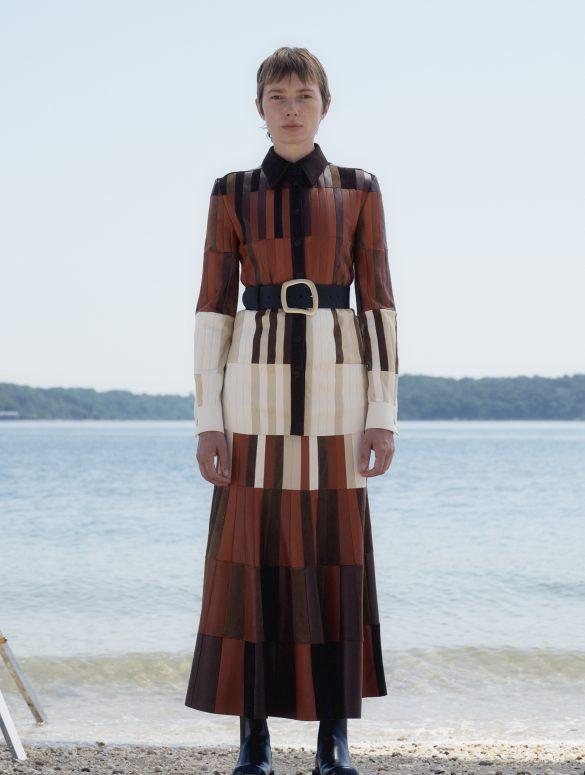 Gabriela Hearst Resort 2022 Fashion Show Photos