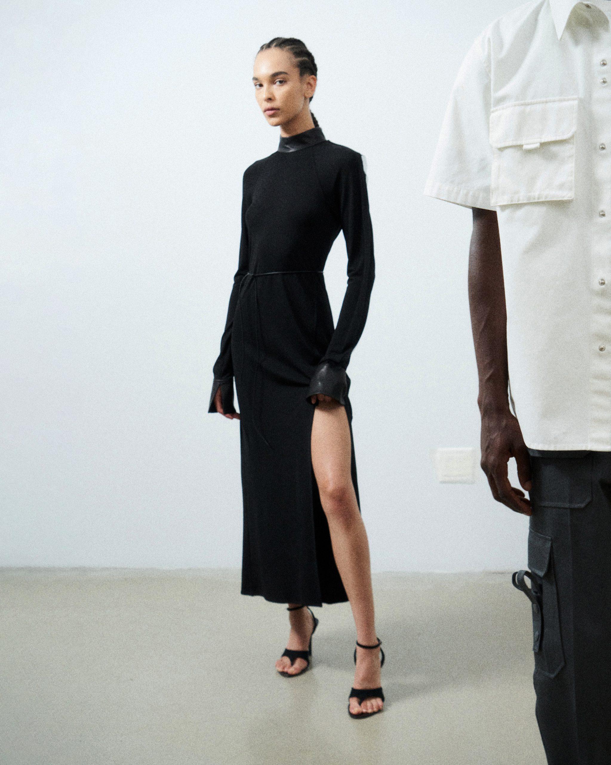Helmut Lang Resort 2022 Fashion Show Photos