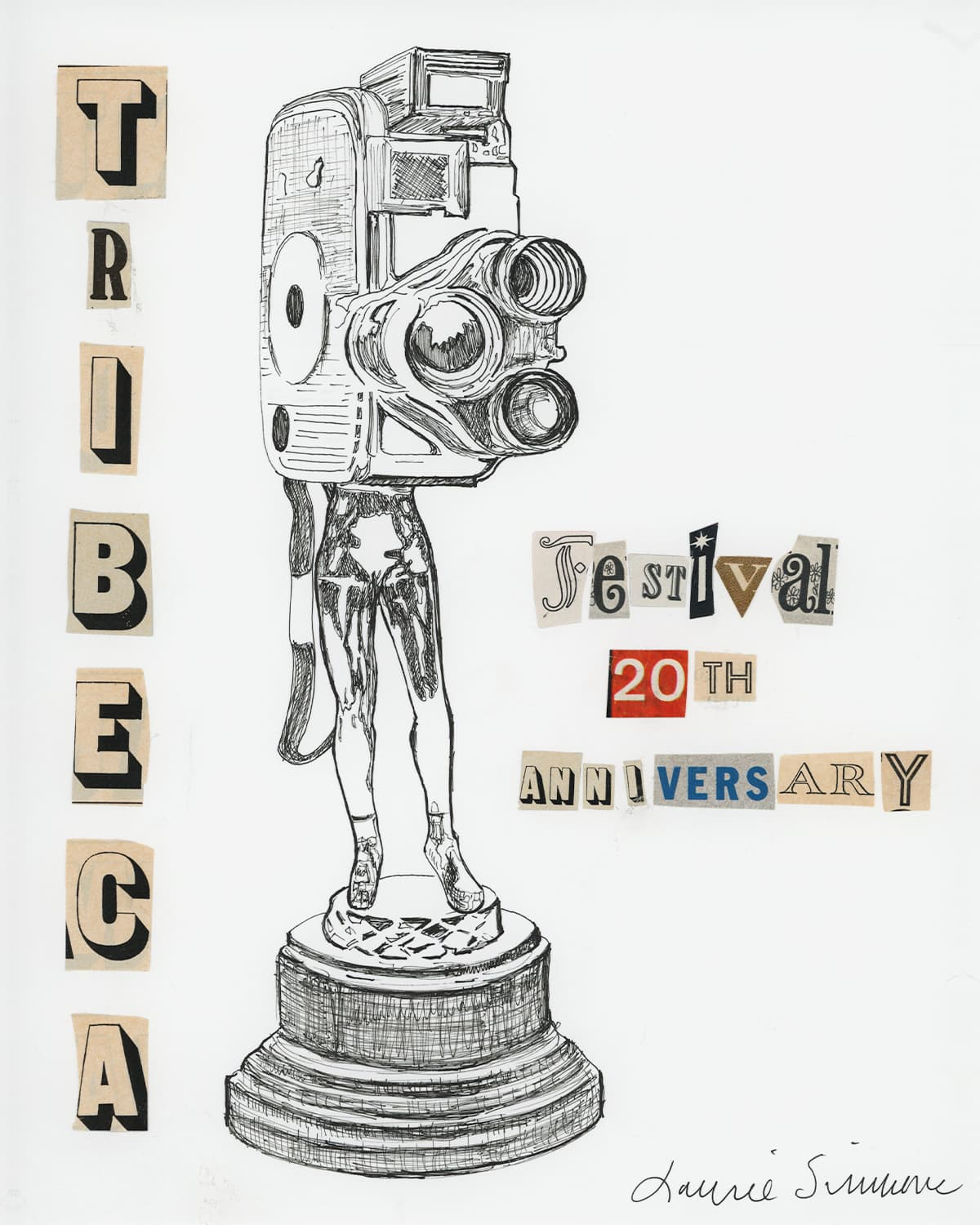 Chanel and Tribeca Film Festival Art Is New York / New York Is Art