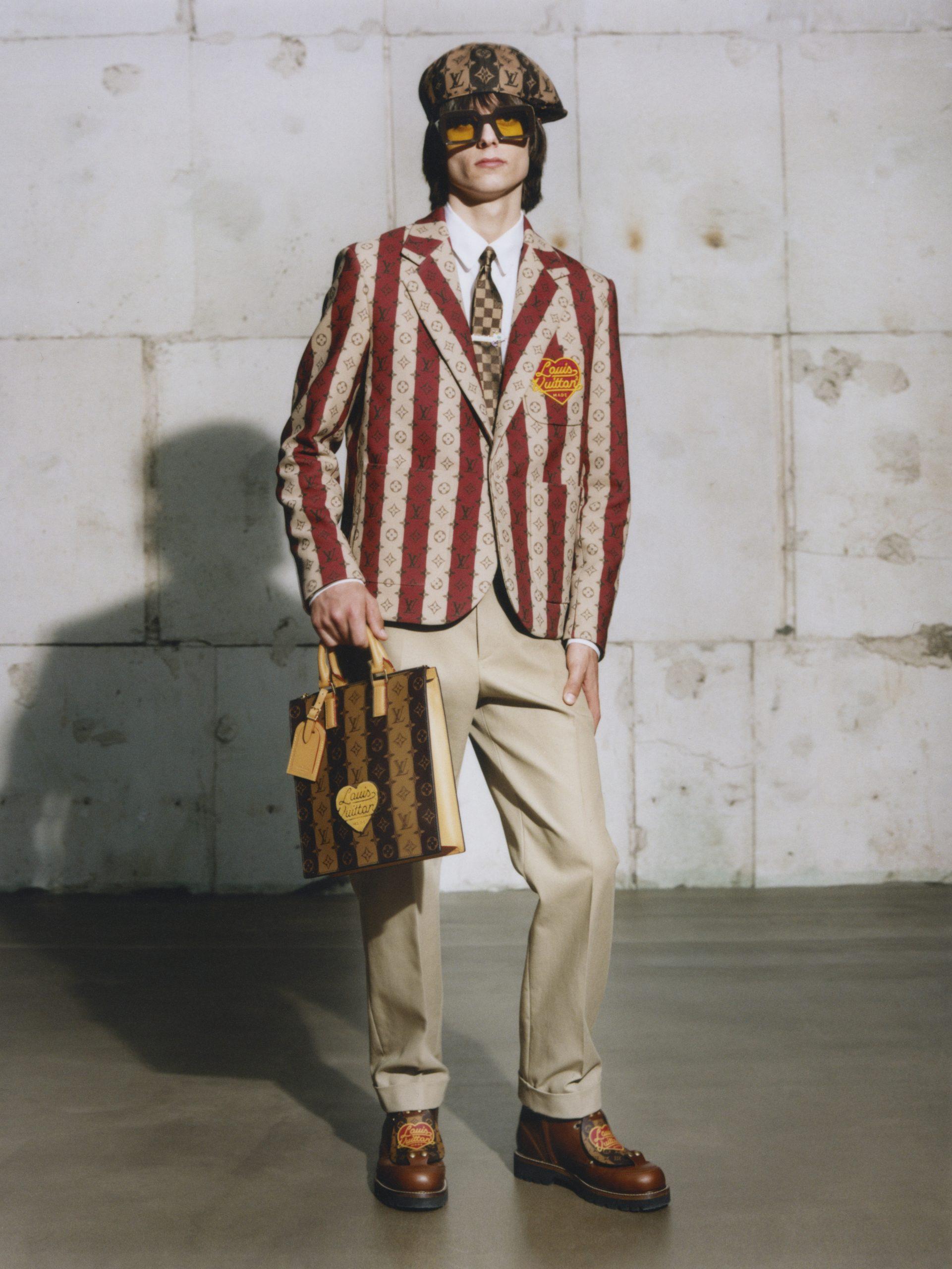Louis Vuitton Resort 2022 Men's Fashion Show Photos