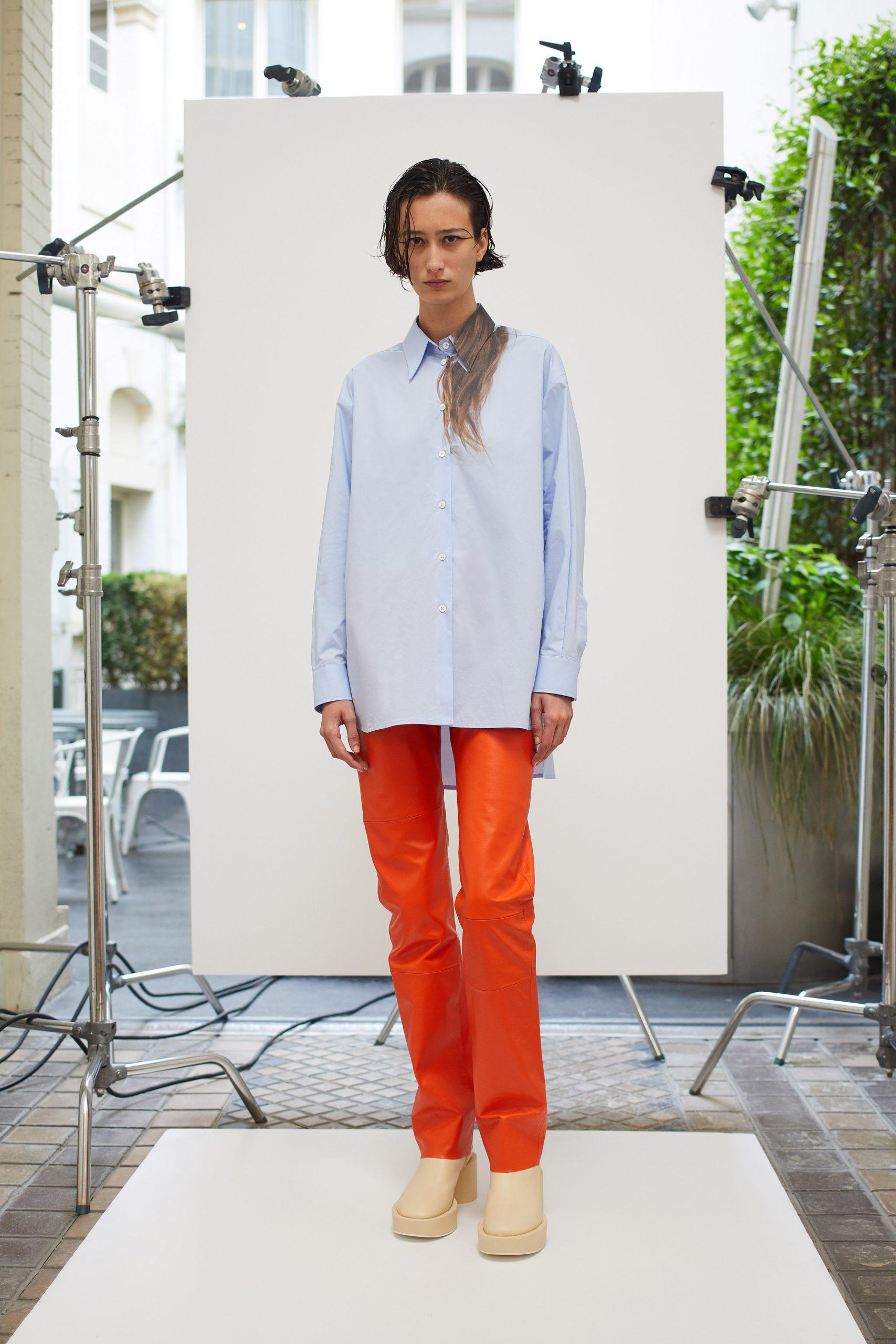 MMsix Maison Margiela Resort 2022 Fashion Show Photos
