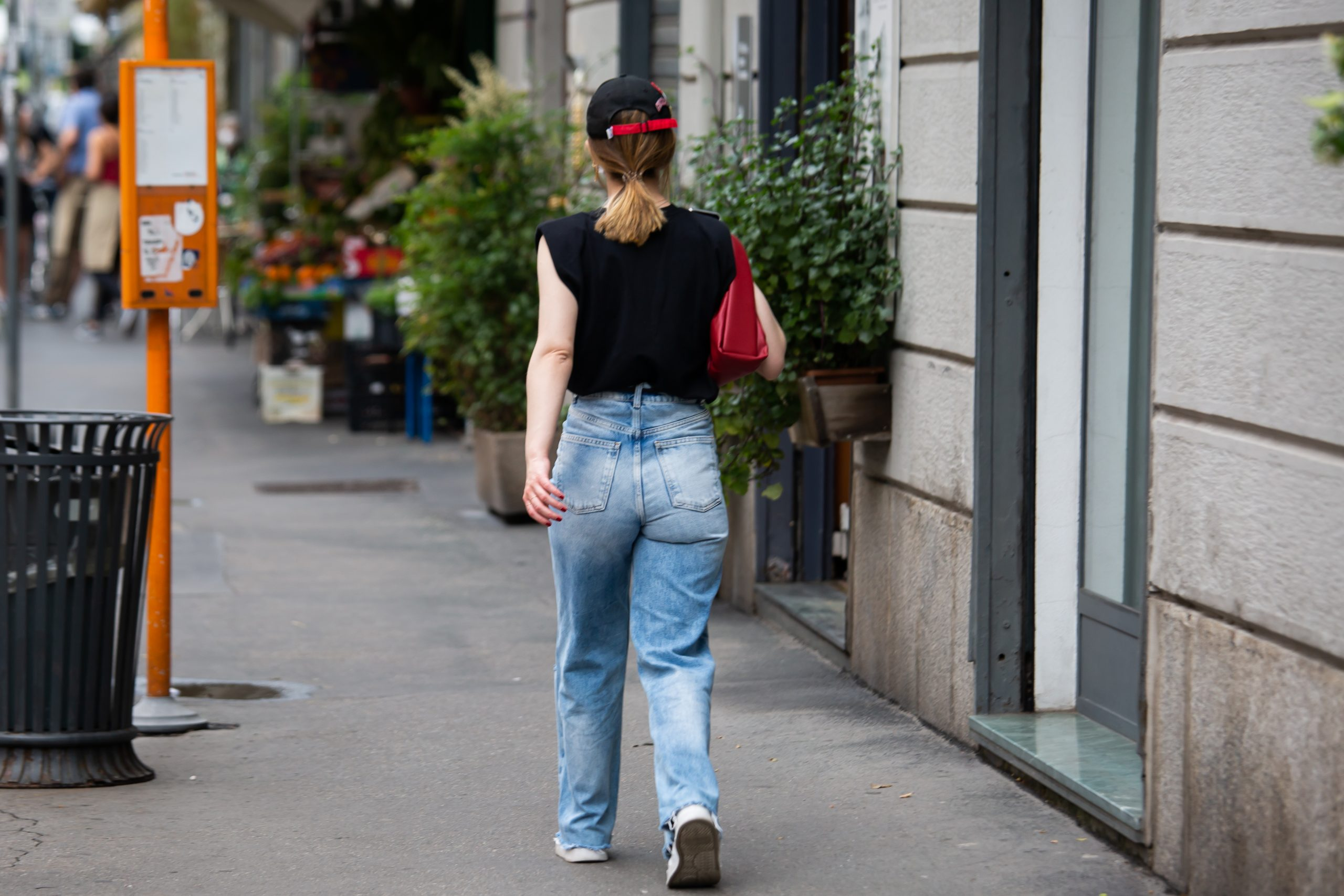 Milan April Spring 2021 Street Style by Thomas Razzano Photos