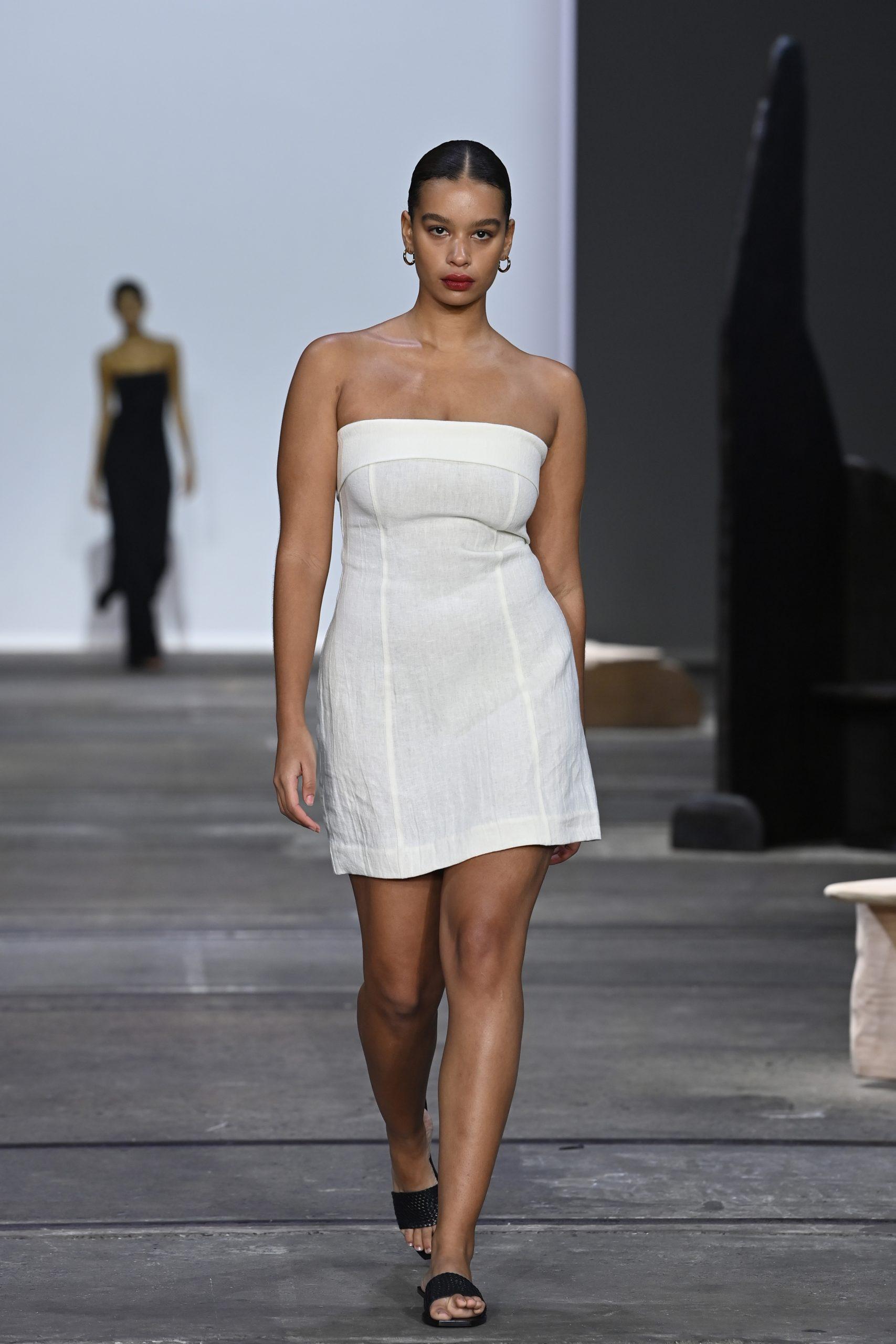 St. Agni Fall 2021 Fashion Show Photos