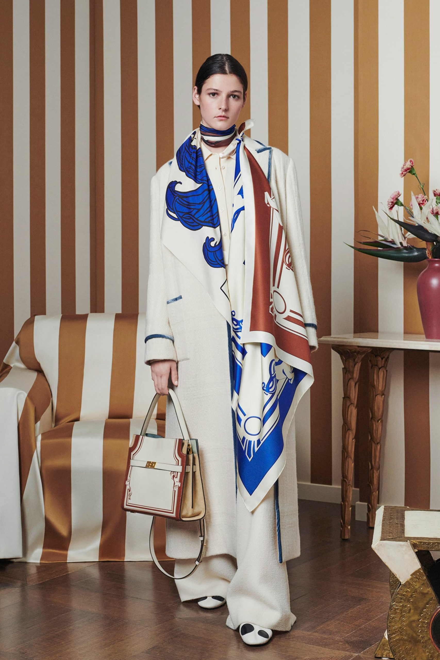 Tory Burch Resort 2022 Fashion Show Photos