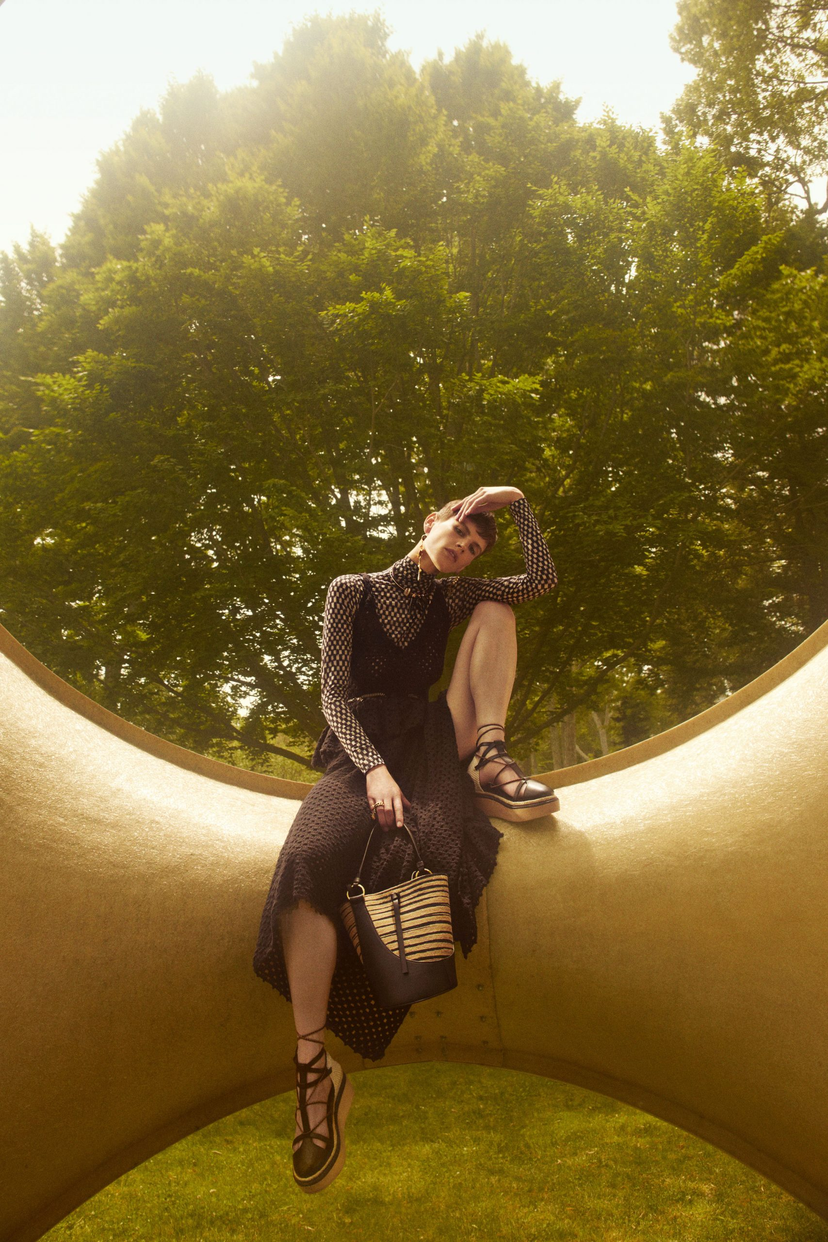 Ulla Johnson Resort 2022 Fashion Show Photos