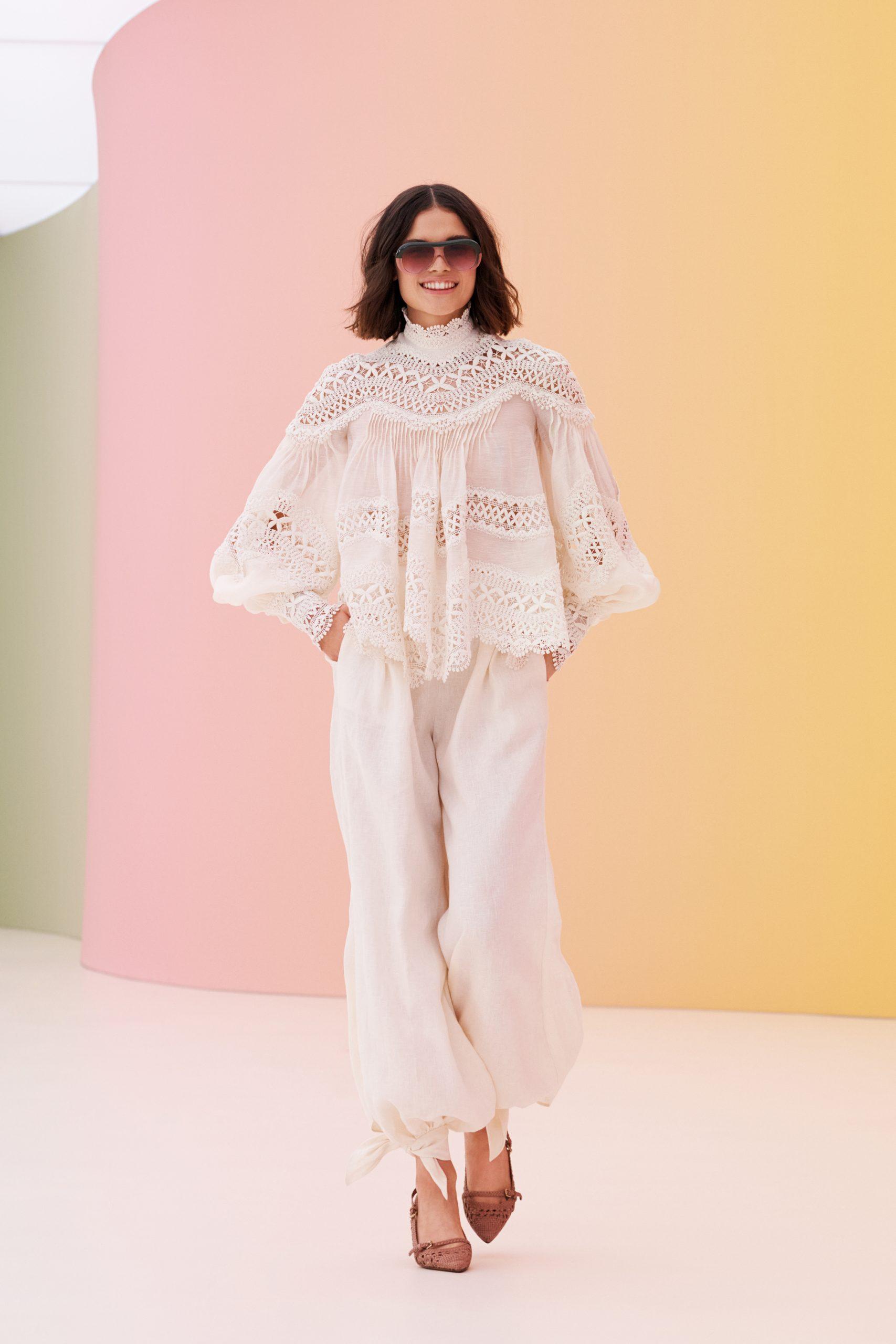 Zimmerman Resort 2022 Fashion Show Photos
