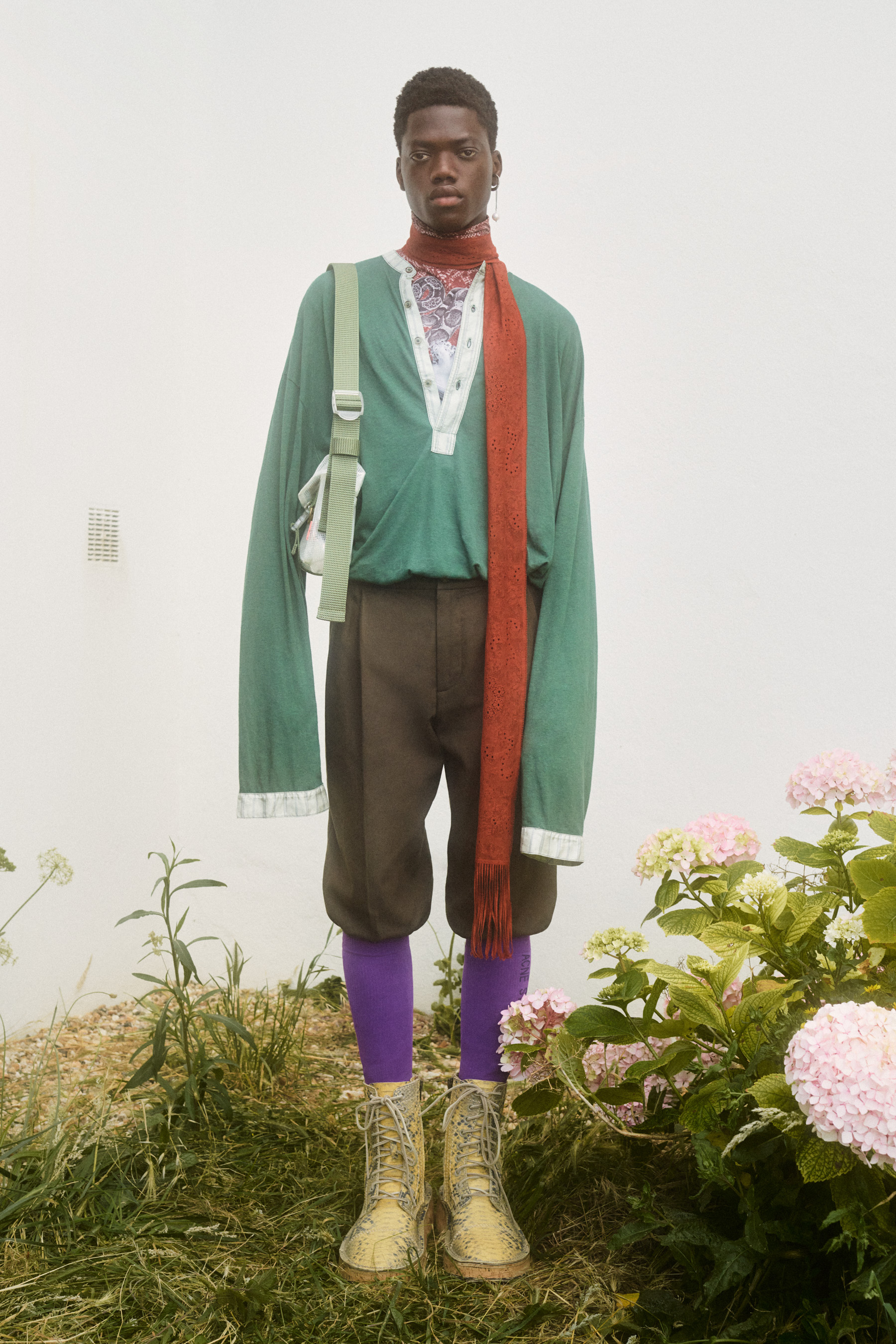 Acne Studios Spring 2022 Men's  Fashion Show