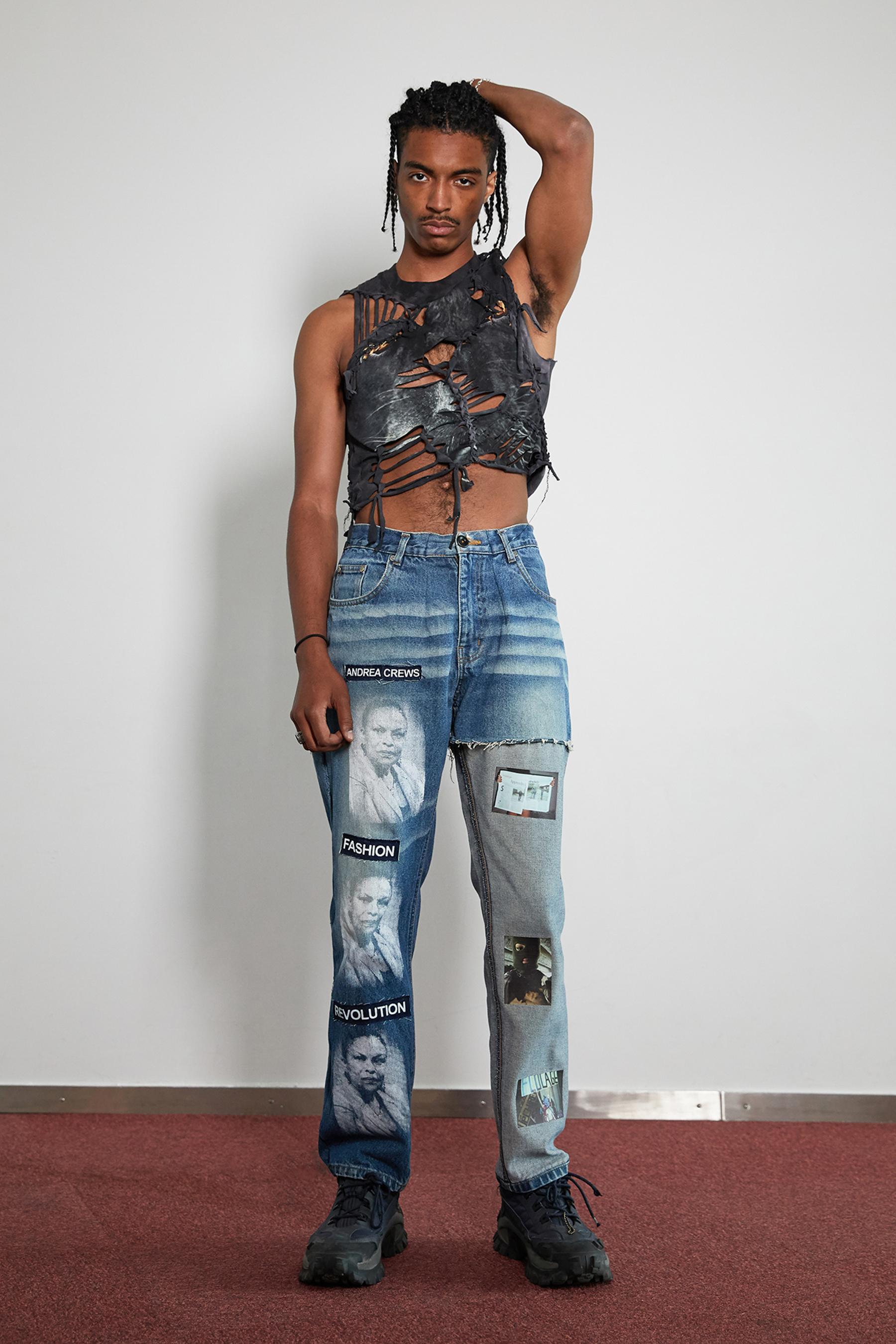 Andrea Crews Spring 2022 Men's  Fashion Show