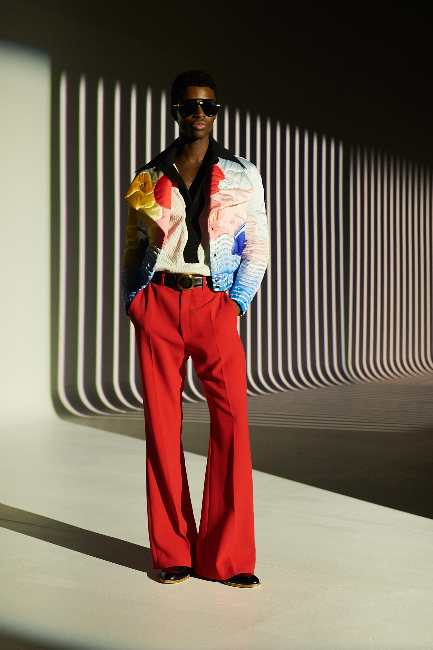 Casablanca Spring 2022 Men's  Fashion Show