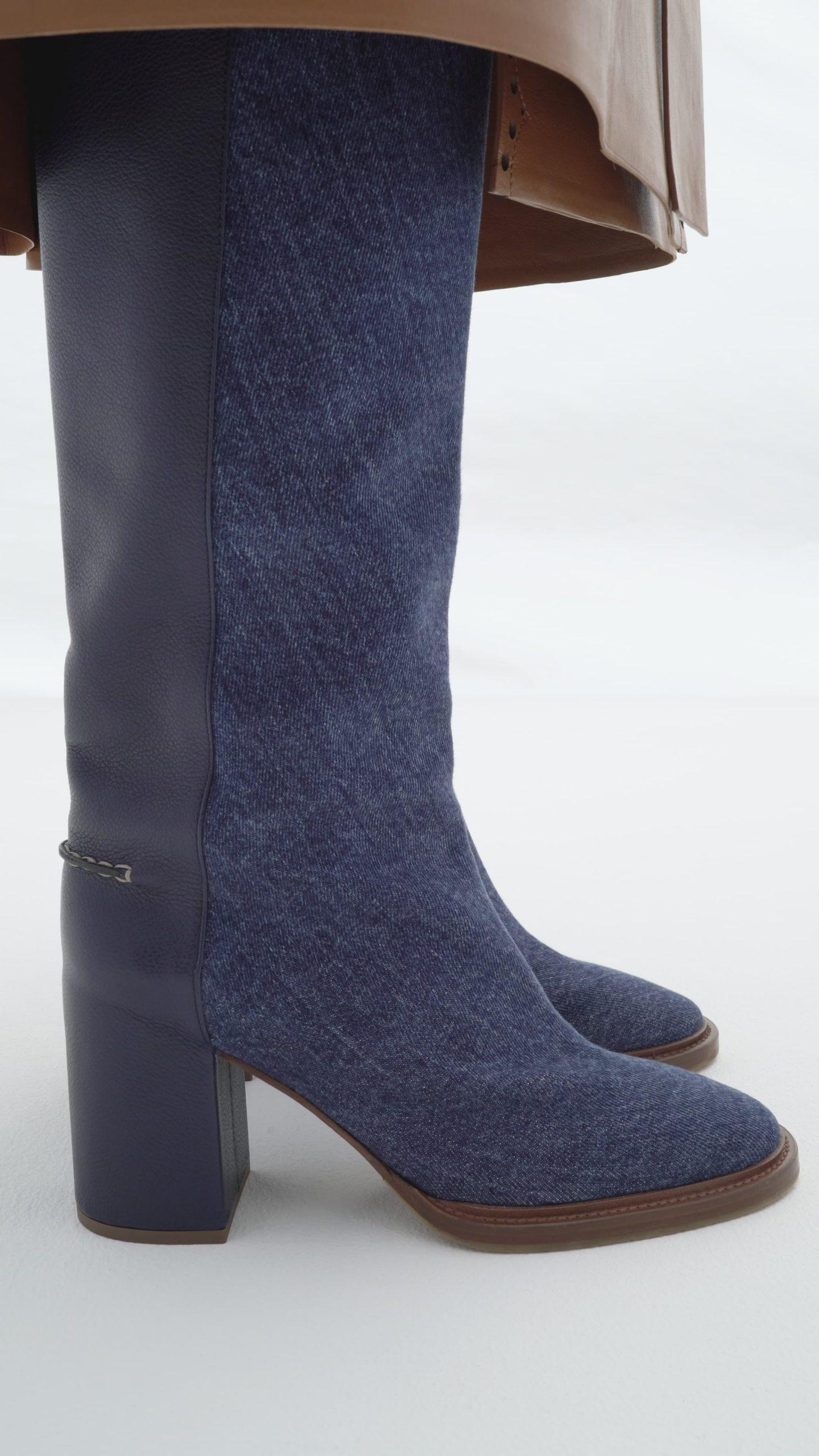 Chloé Resort 2022 Fashion Show Details